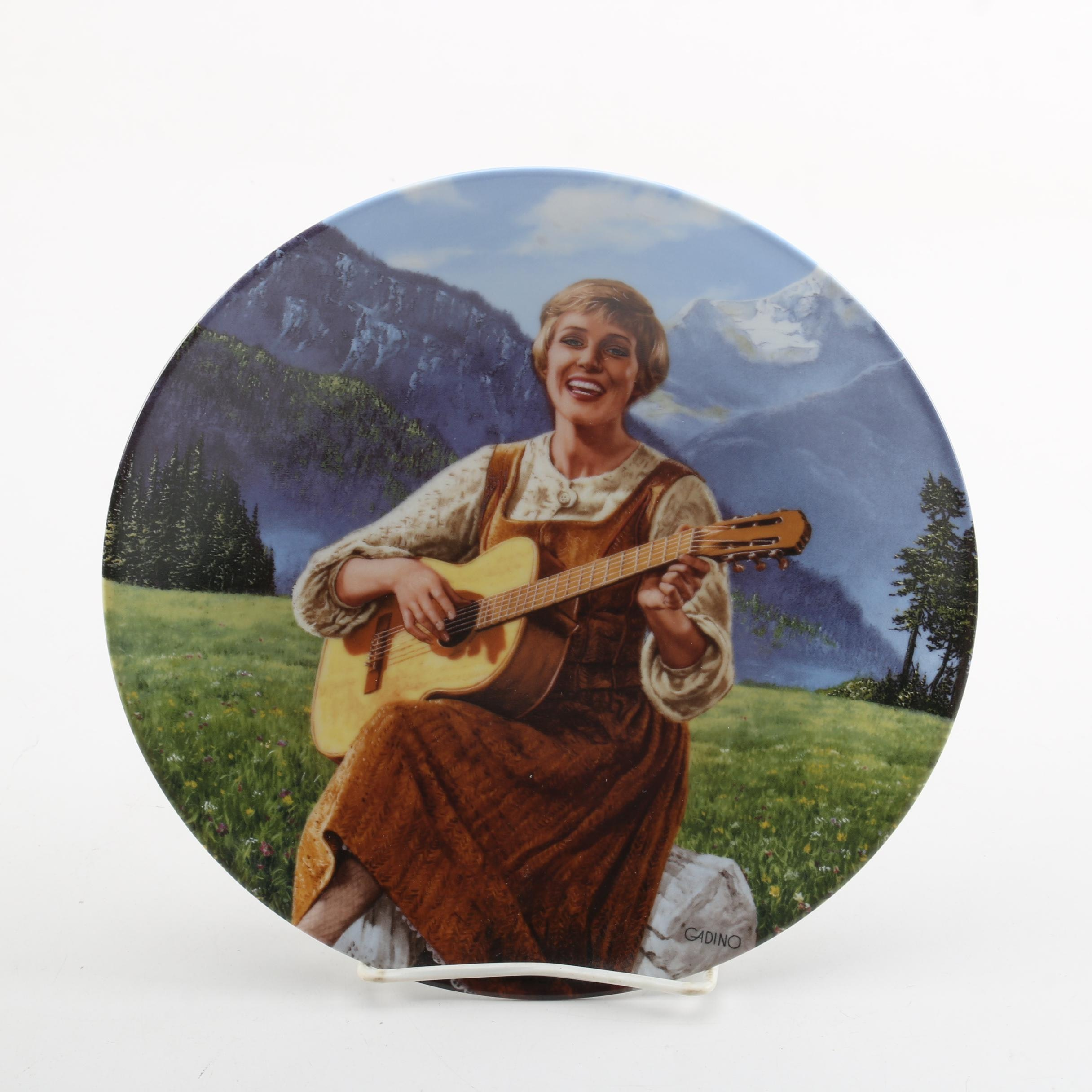 "W.S. George Second Issue in ""The Sound of Music"" Collector Plate Series"
