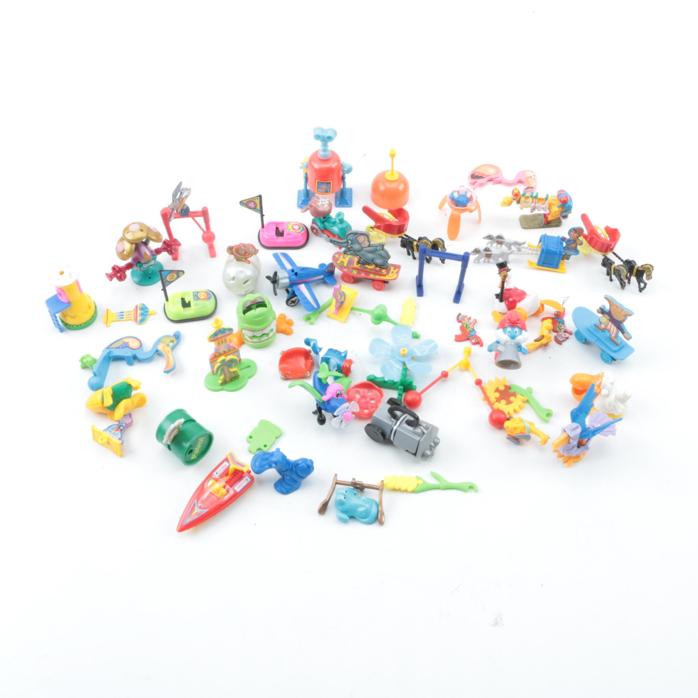 Kinder Surprise Egg Toys