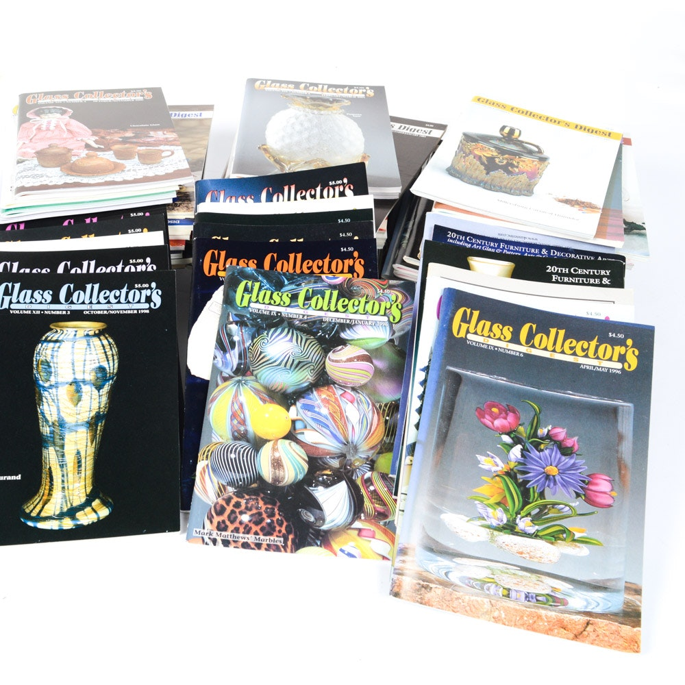 Glass Collector's Digest