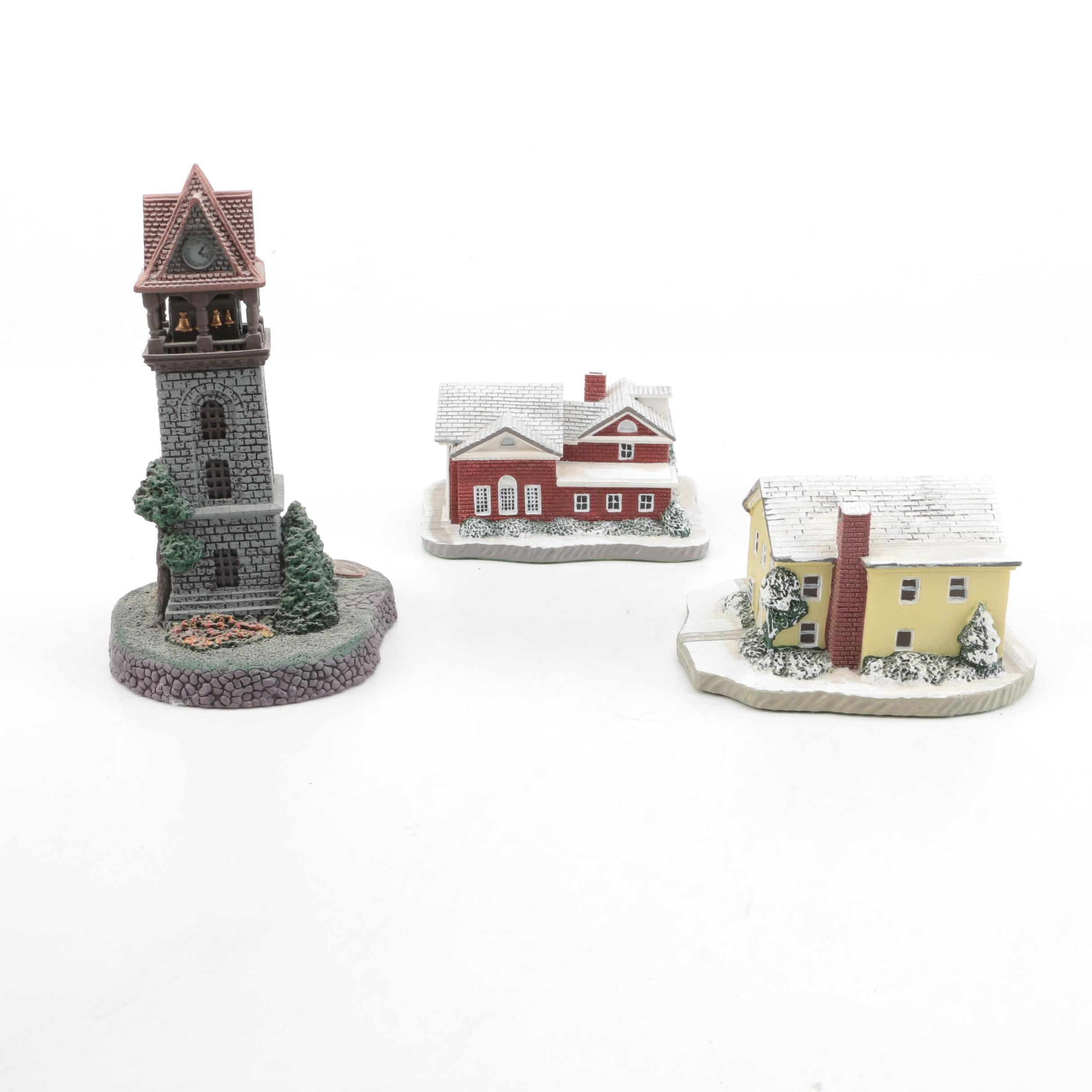 Normal Rockwell Limited Edition Figurines
