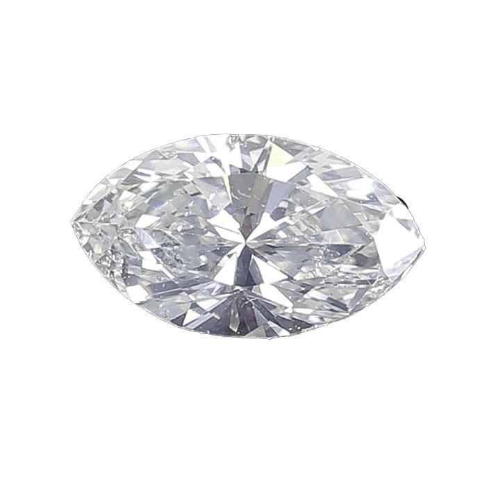 Loose 0.58 Carat Marquise Diamond