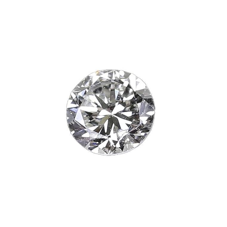 Loose Round 0.25 Carat Diamond