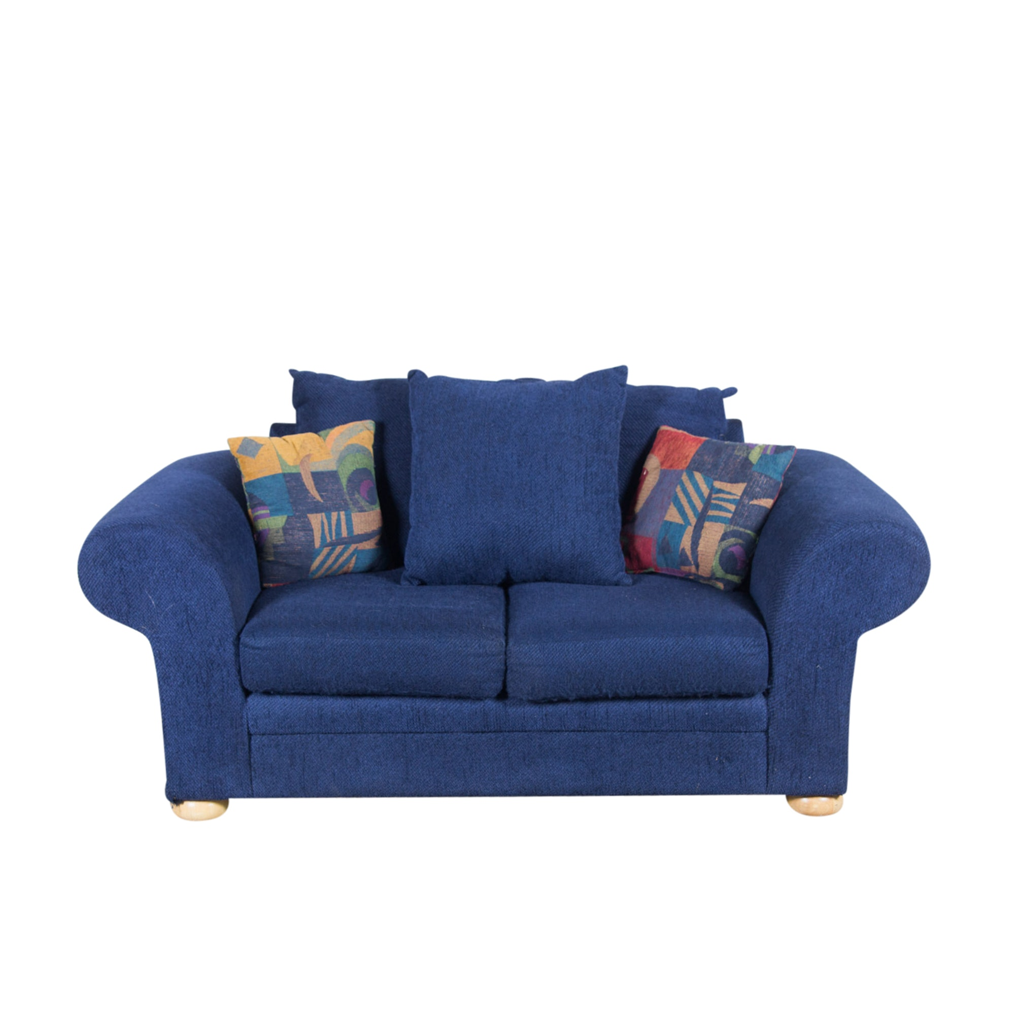 Contemporary Two Seat Sofa