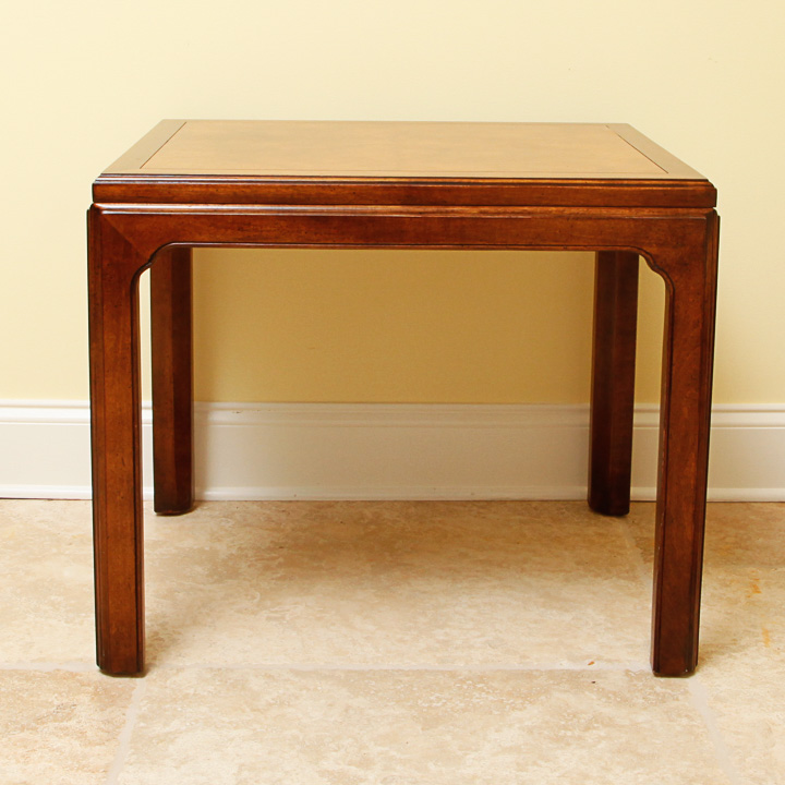 AsianStyle End Table EBTH