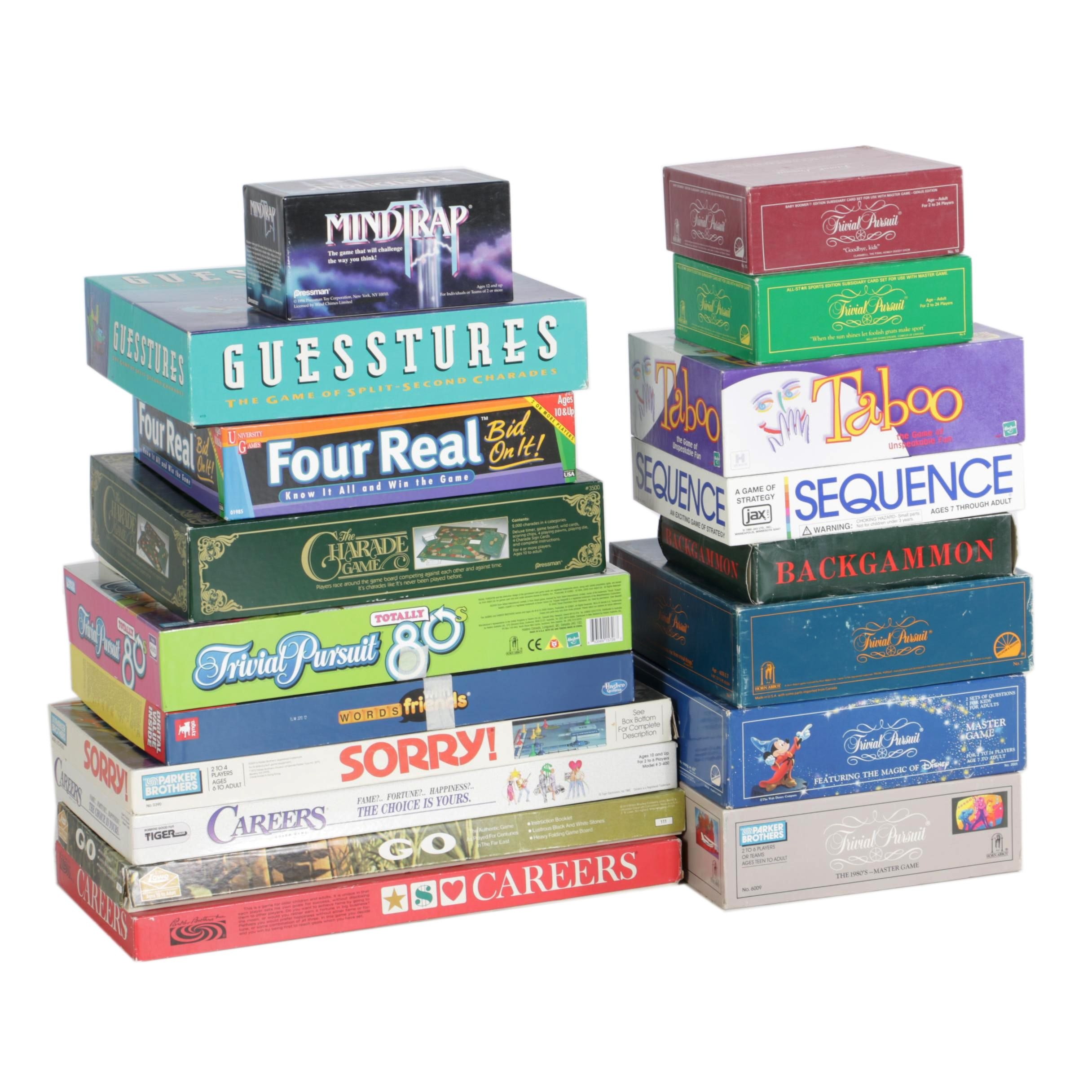 """""""Sorry!"""", """"Sequence"""", and Other Board Games"""