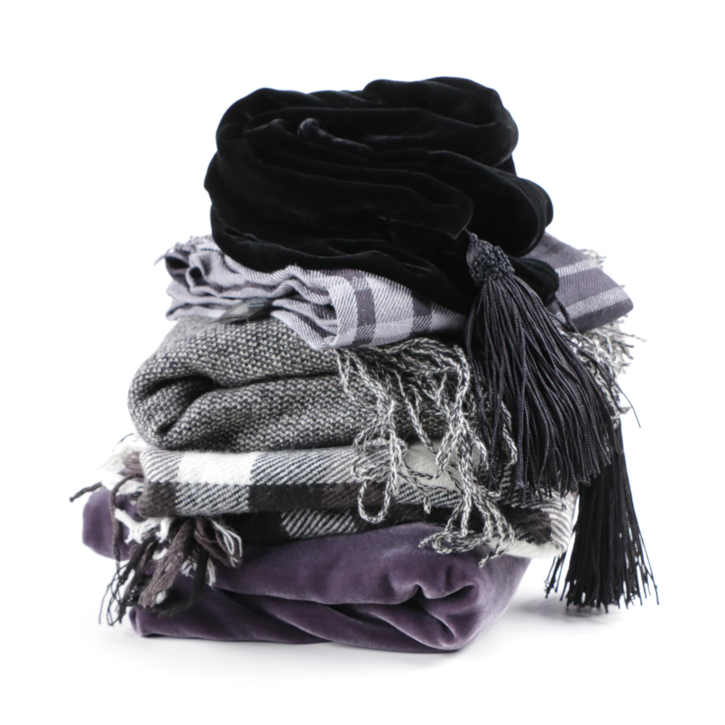 Winter Scarves Including H&M and Divided by H&M