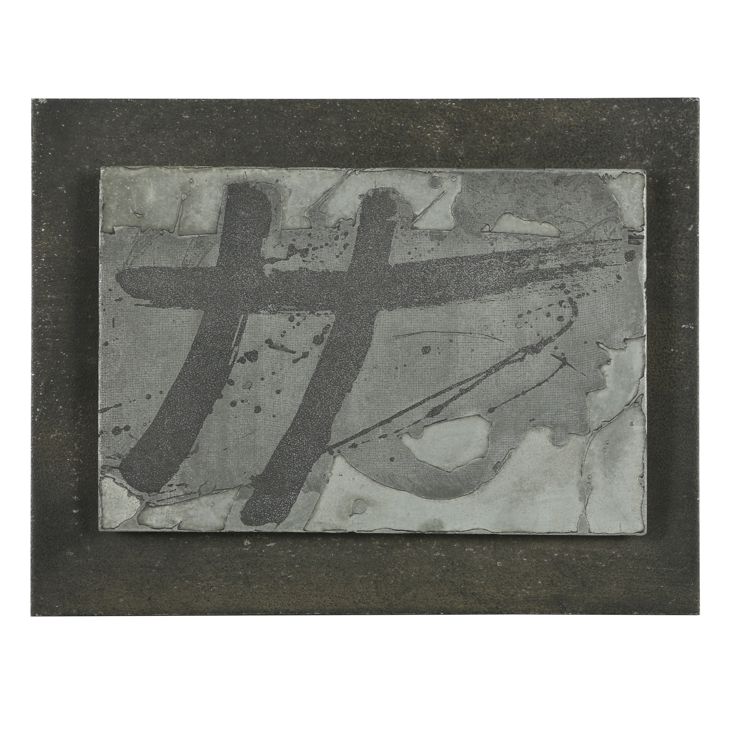 Etched Metal Plate