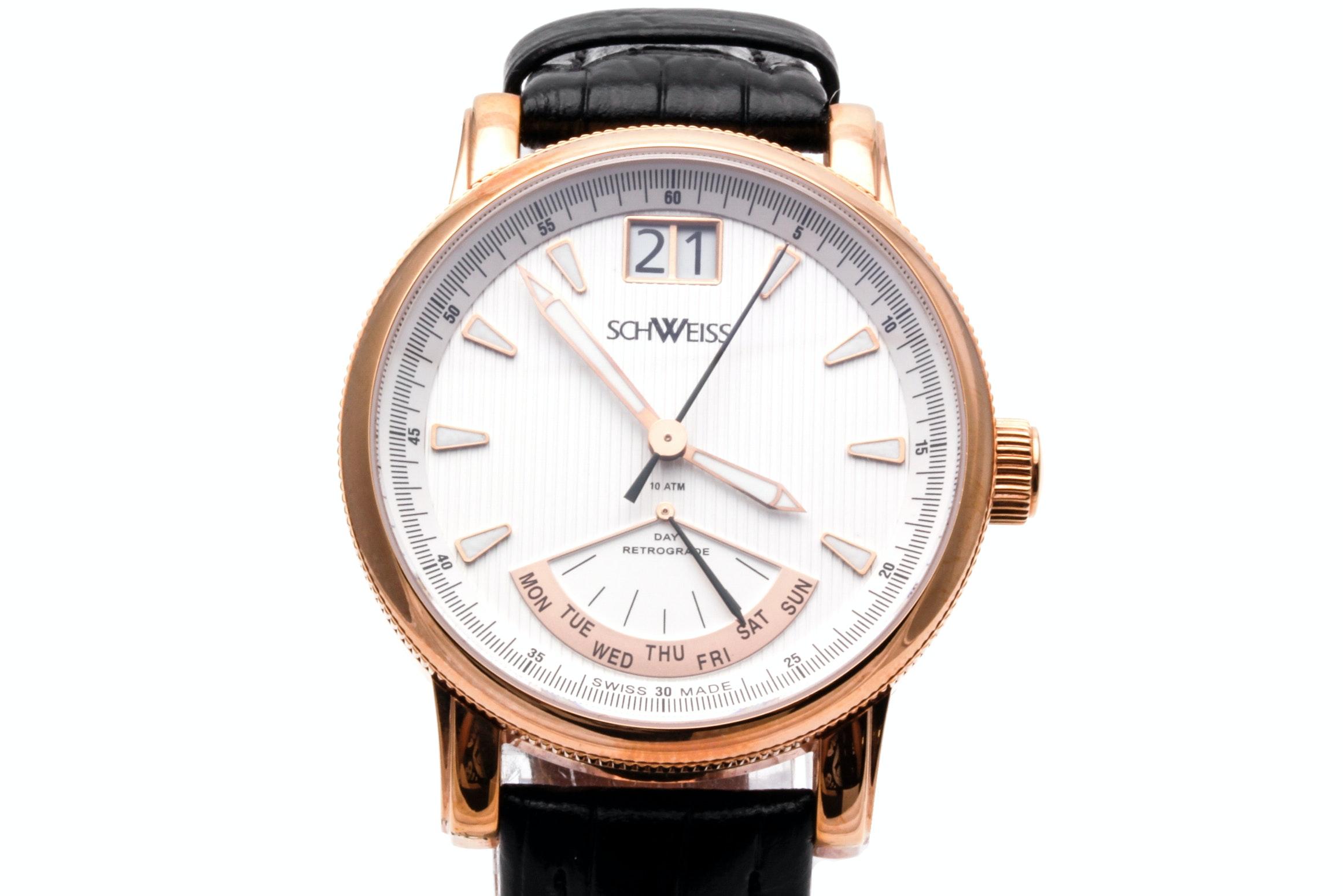 Schweiss Wristwatch