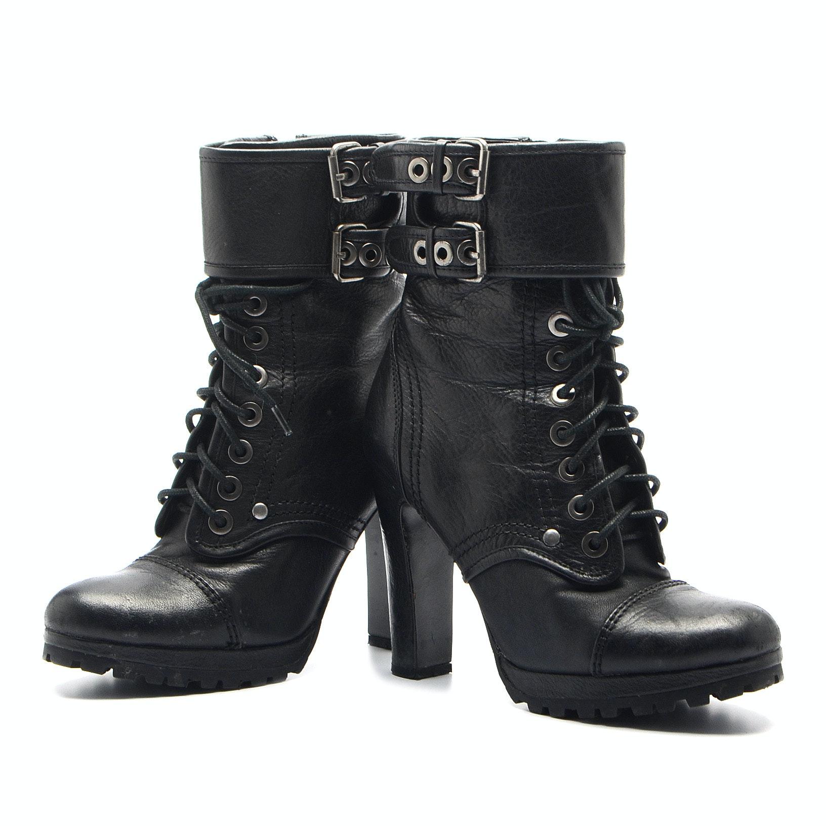 Women's Dolce Vita Joelle High Heel Boots