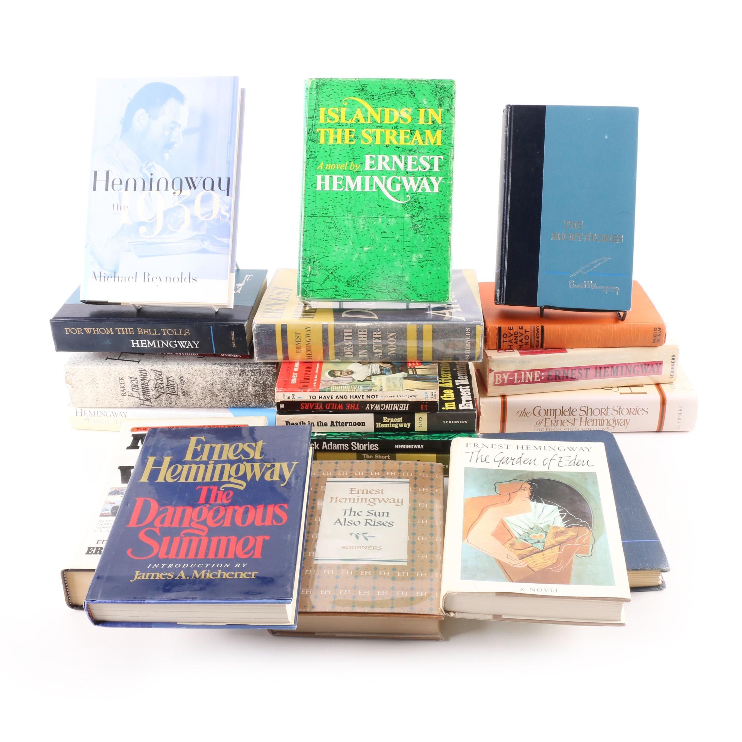 Ernest Hemingway Books