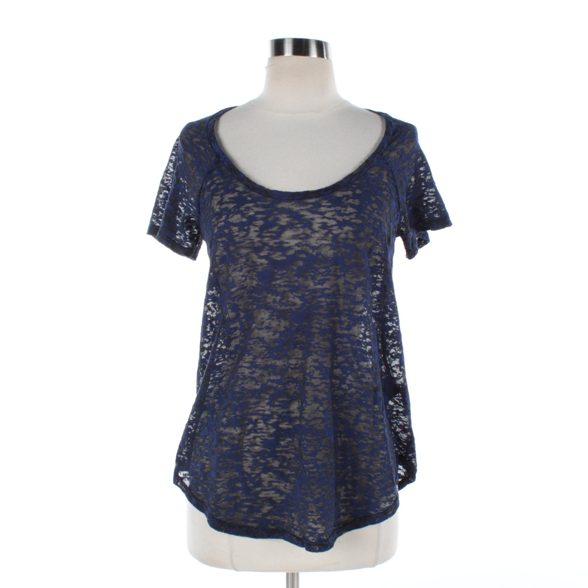 Isabel Marant Etoile Burnout T-shirt
