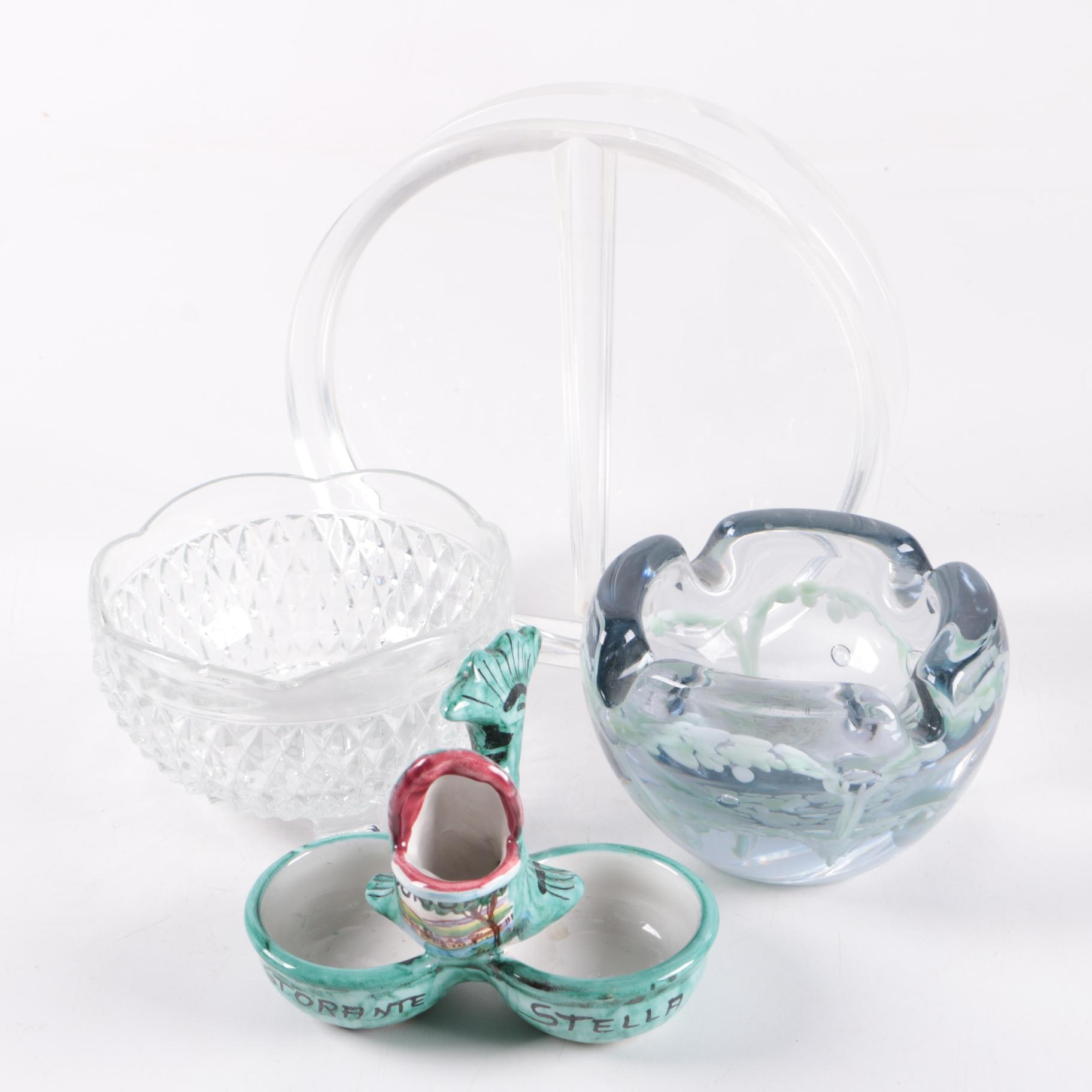 Glass and Ceramic Containers