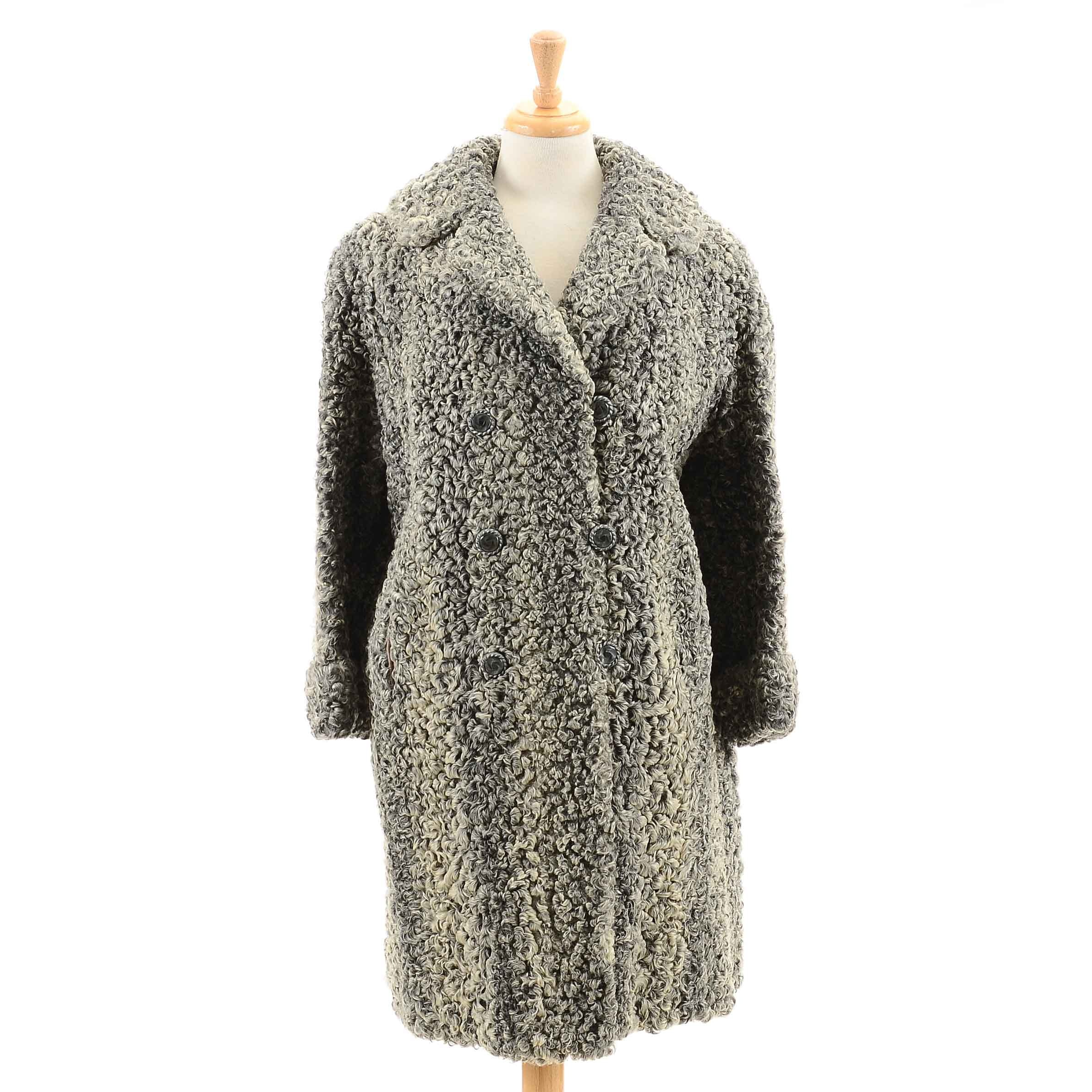 Women's Vintage Persian Lamb Coat