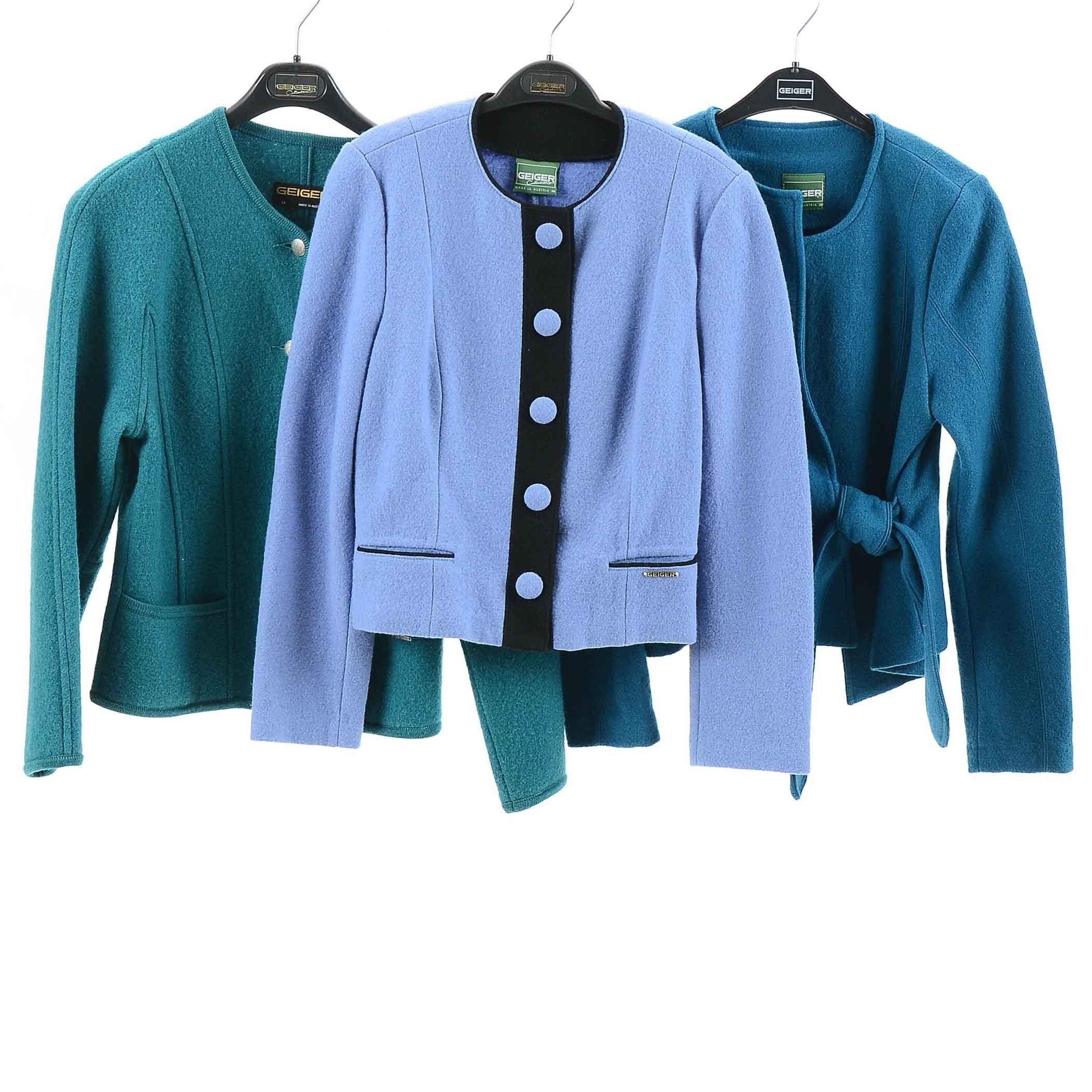Women's Geiger Short Jackets