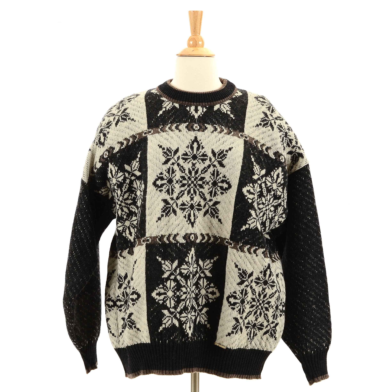 Men's Geiger Crewneck Pullover Sweater