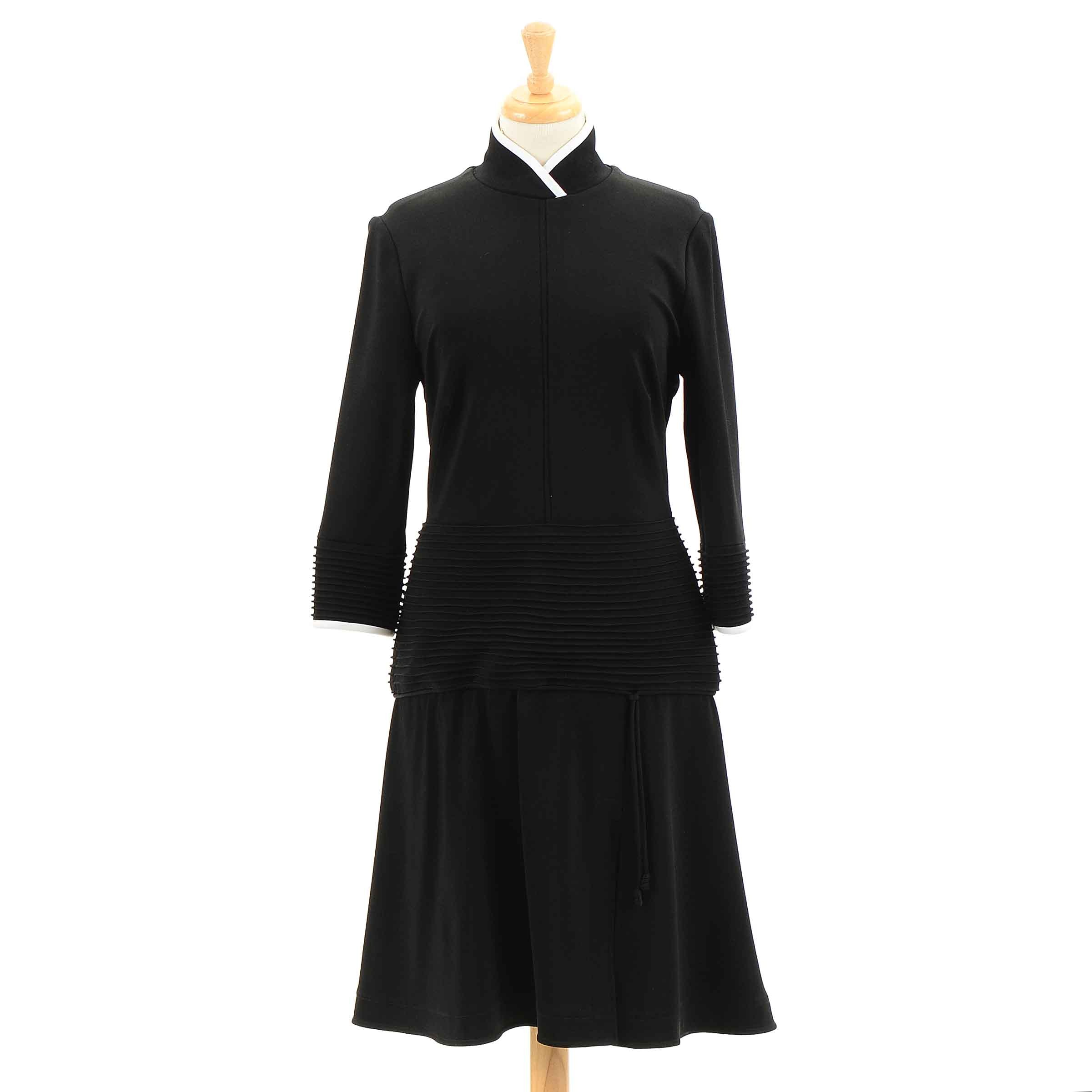 Women's Ralph Rucci Chado Black Dress