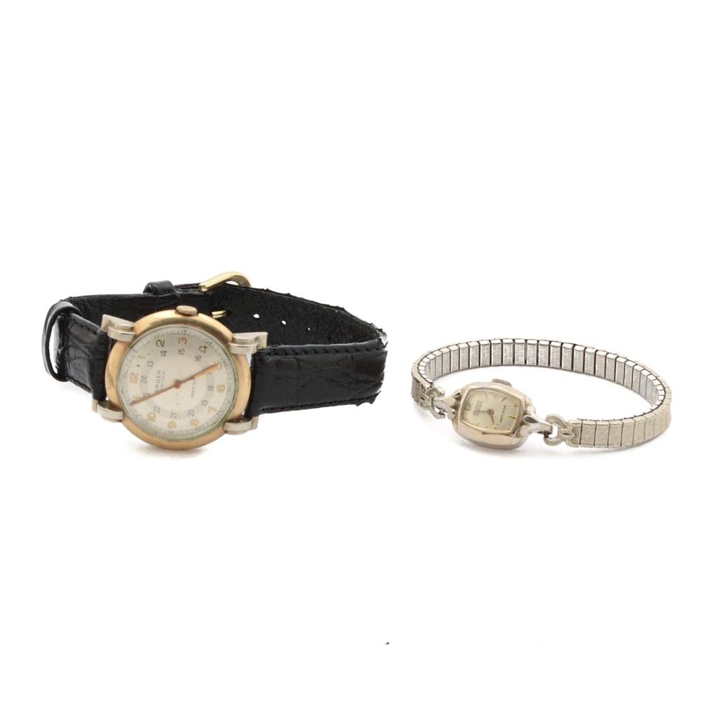 Vintage Gruen Wristwatches