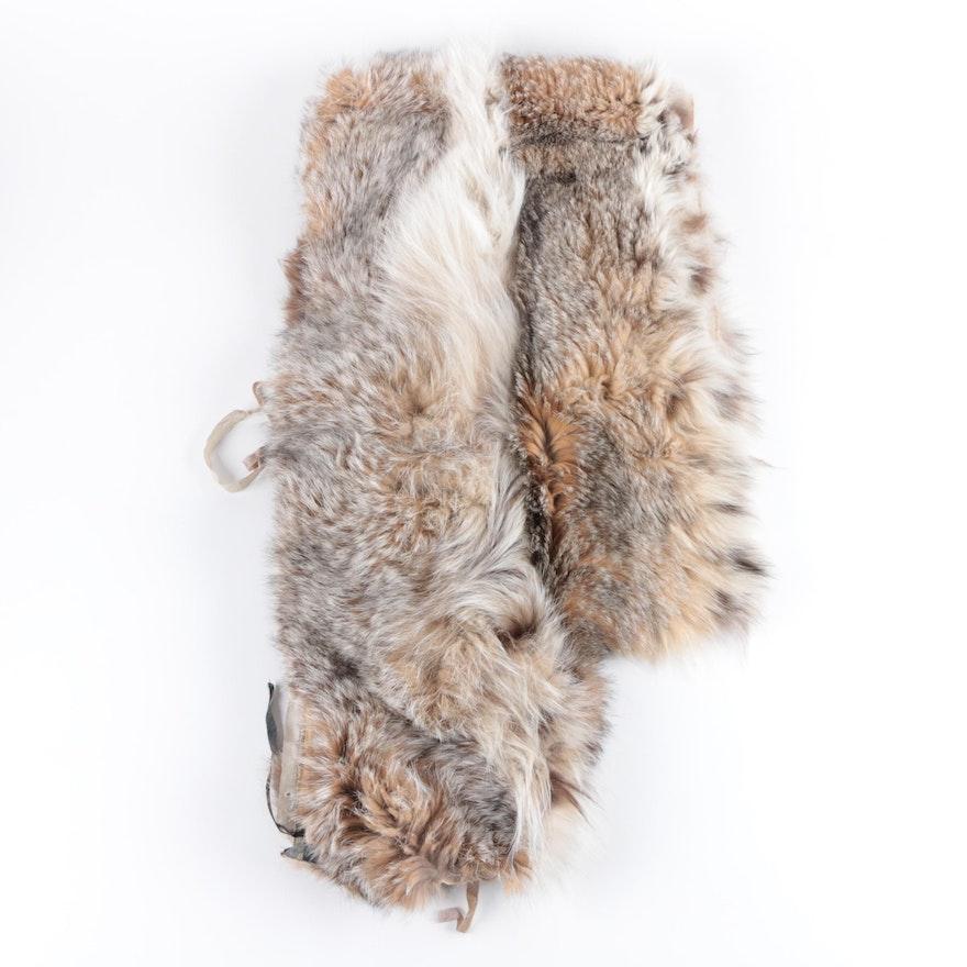 Canadian Lynx Pelt 1x1