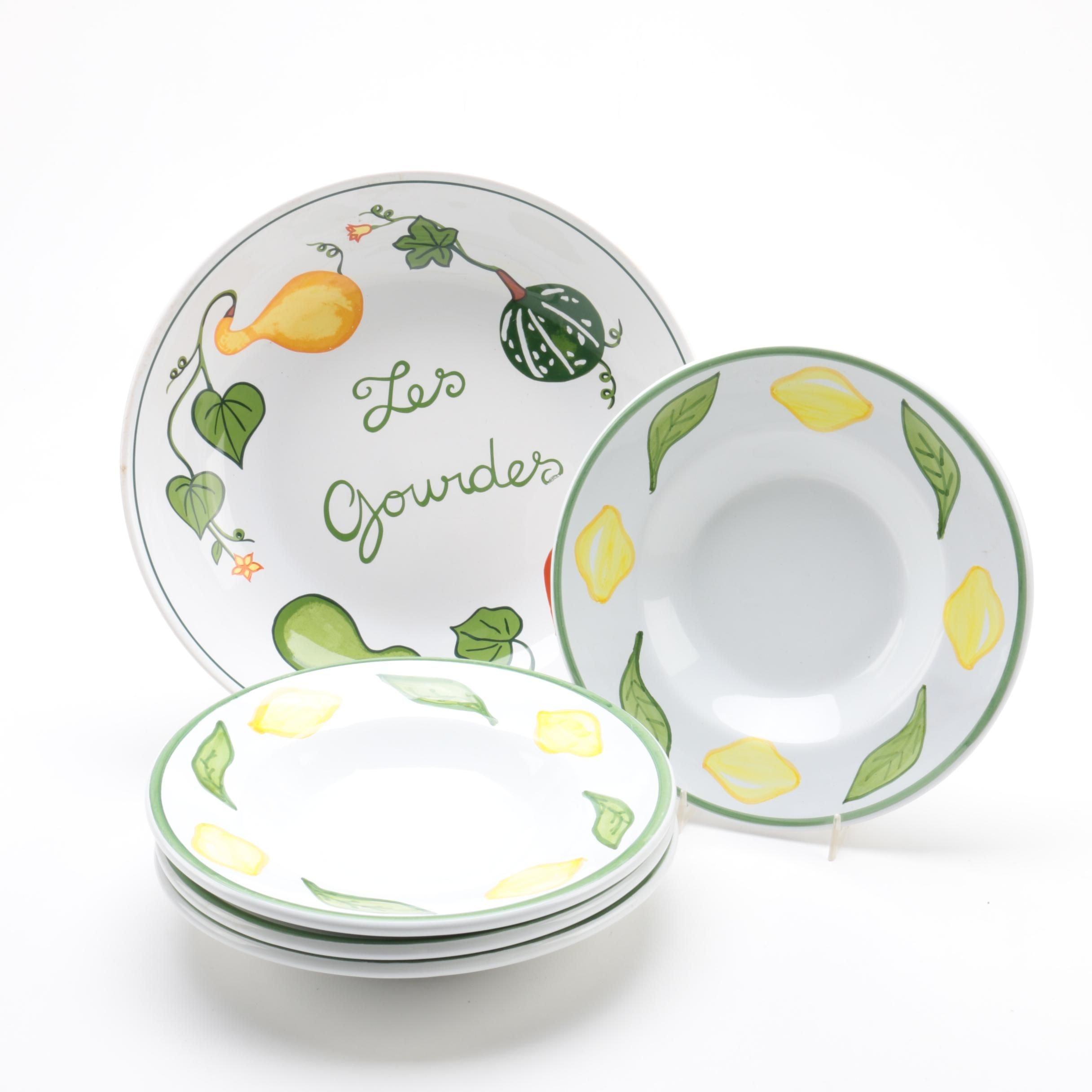 Williams-Sonoma Ceramic Tableware