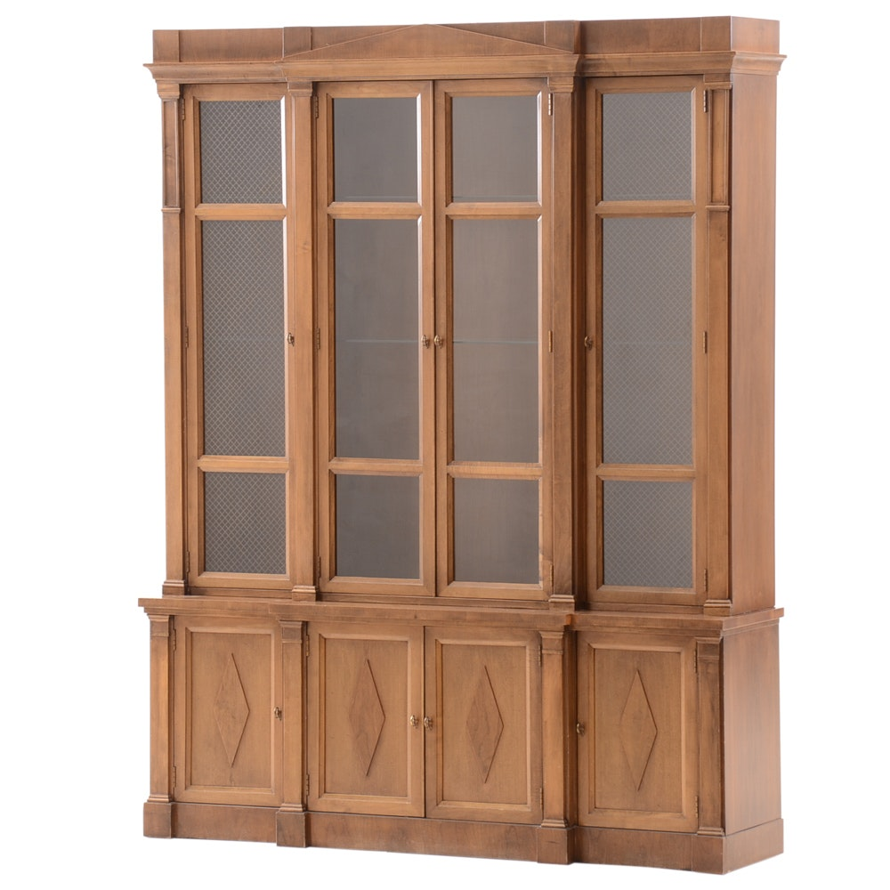 Traditional Style China Cabinet