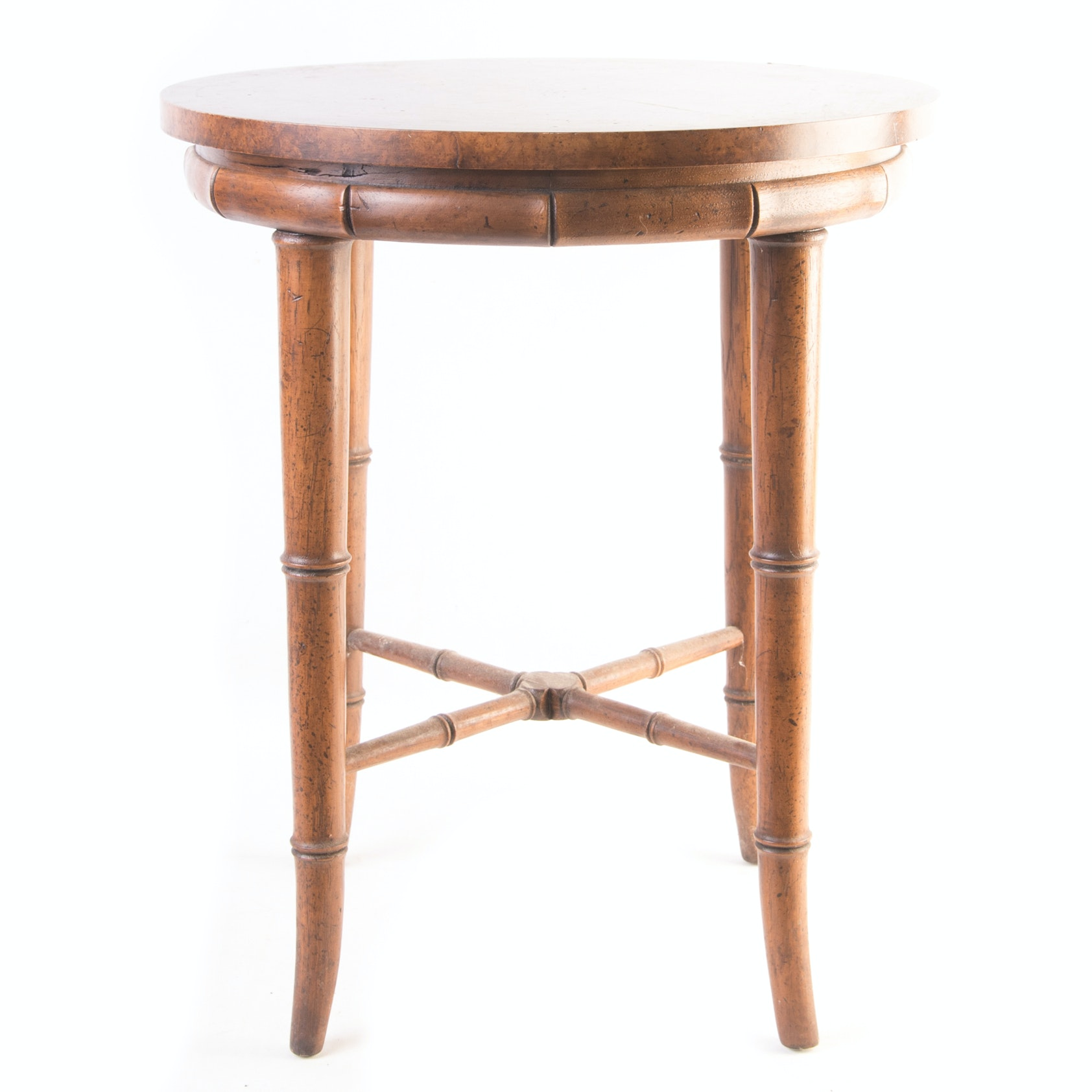 Maple Accent Table by Henredon