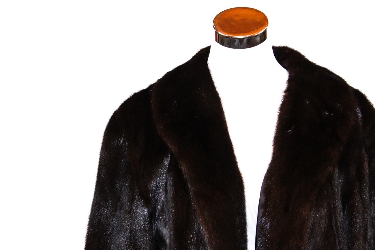 Goldstein's of Birmingham Mink Fur Coat