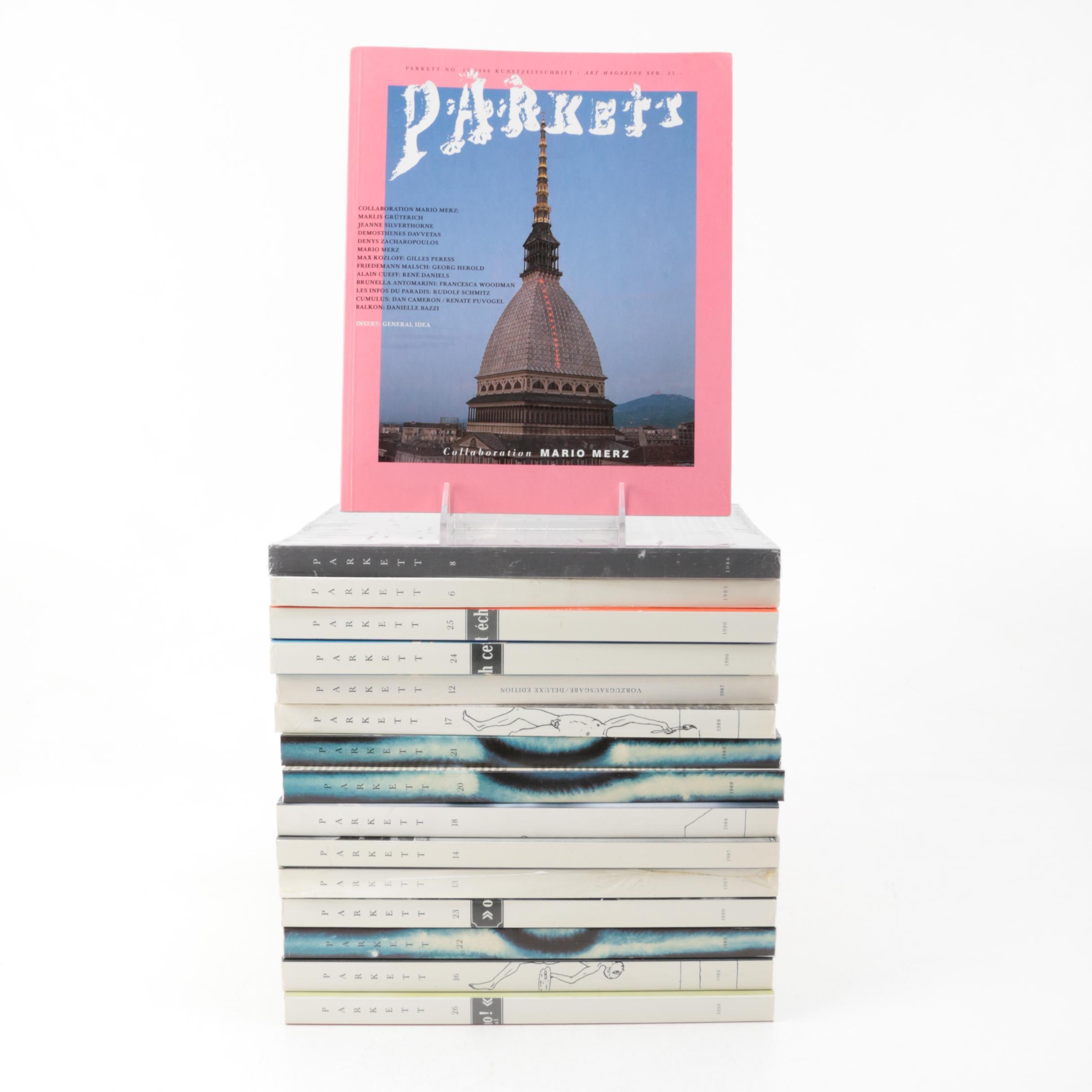 """Parkett"" Magazine"