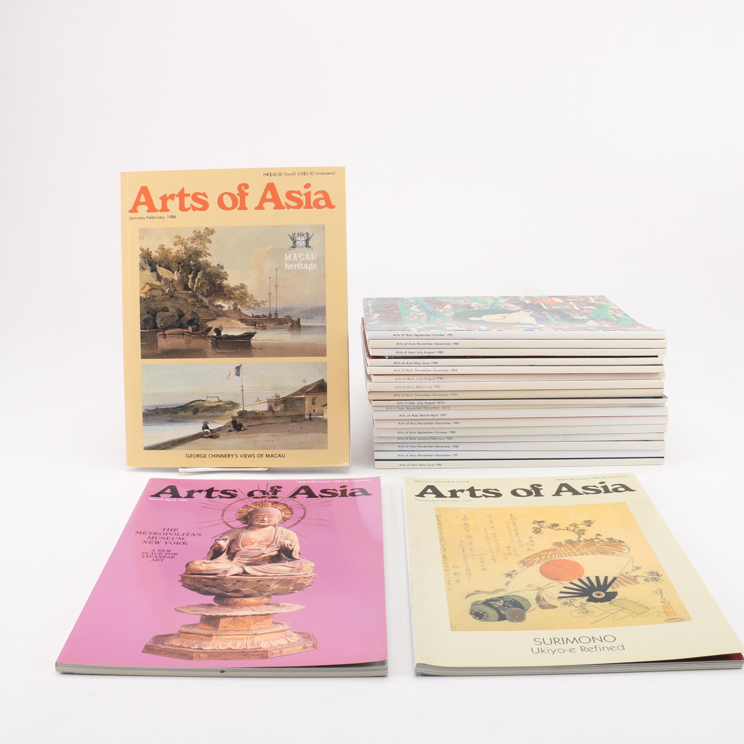 """Arts of Asia"" Magazine"