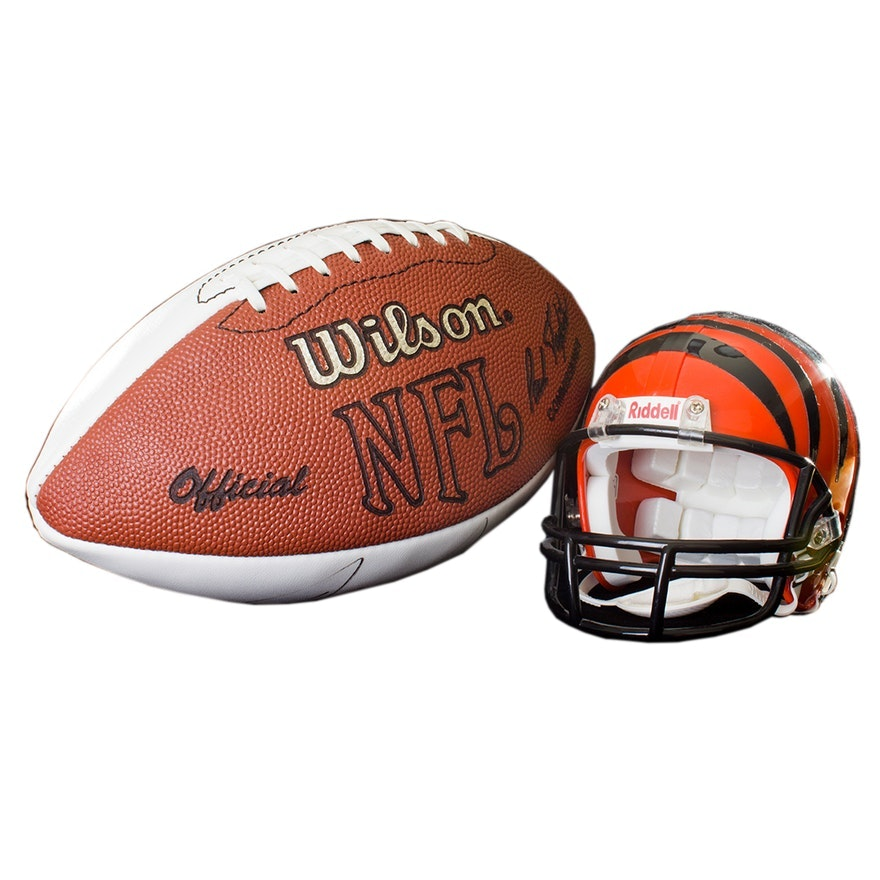Sports Memorabilia, Home Furnishings, Collectibles & More