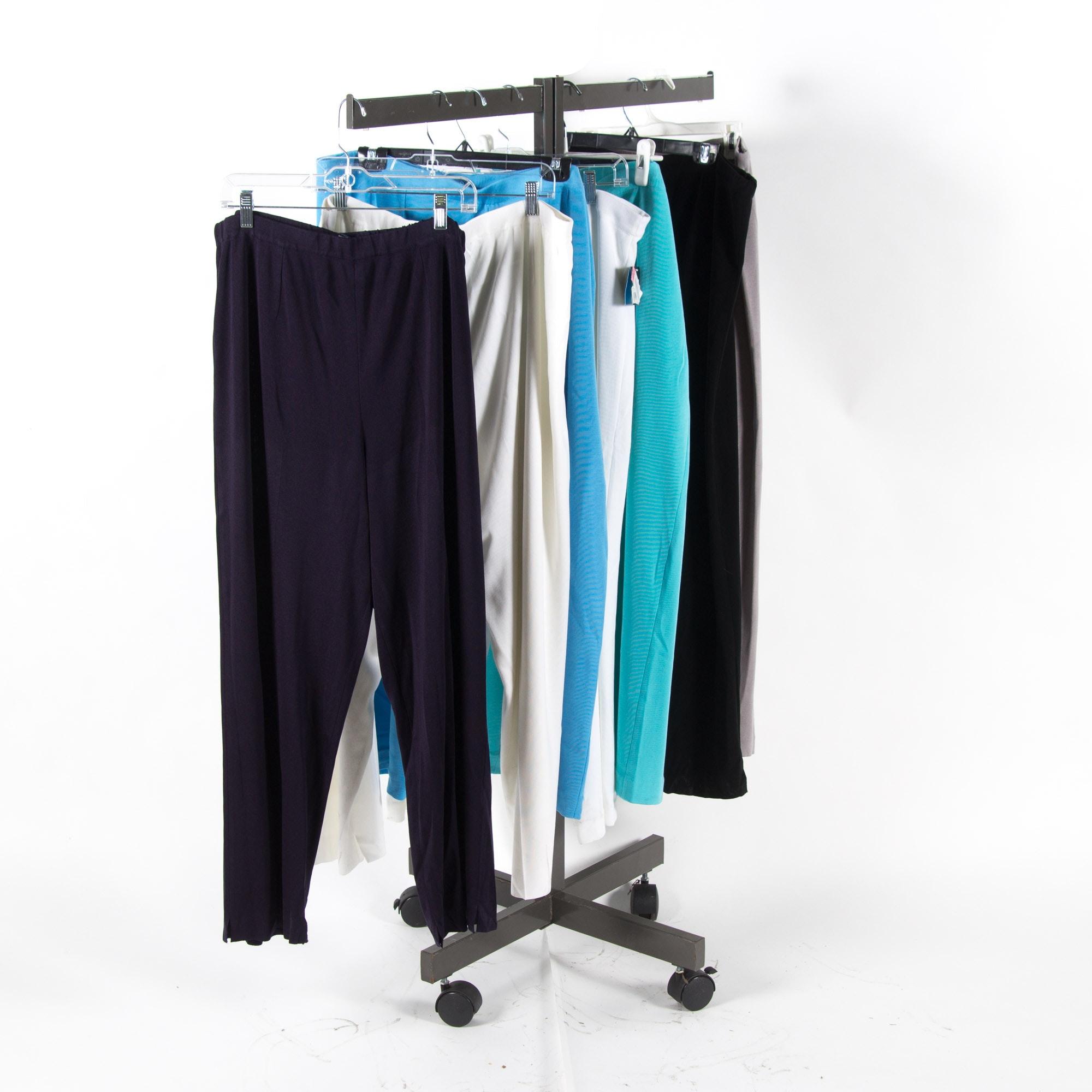 Ming Wang Designer Pants
