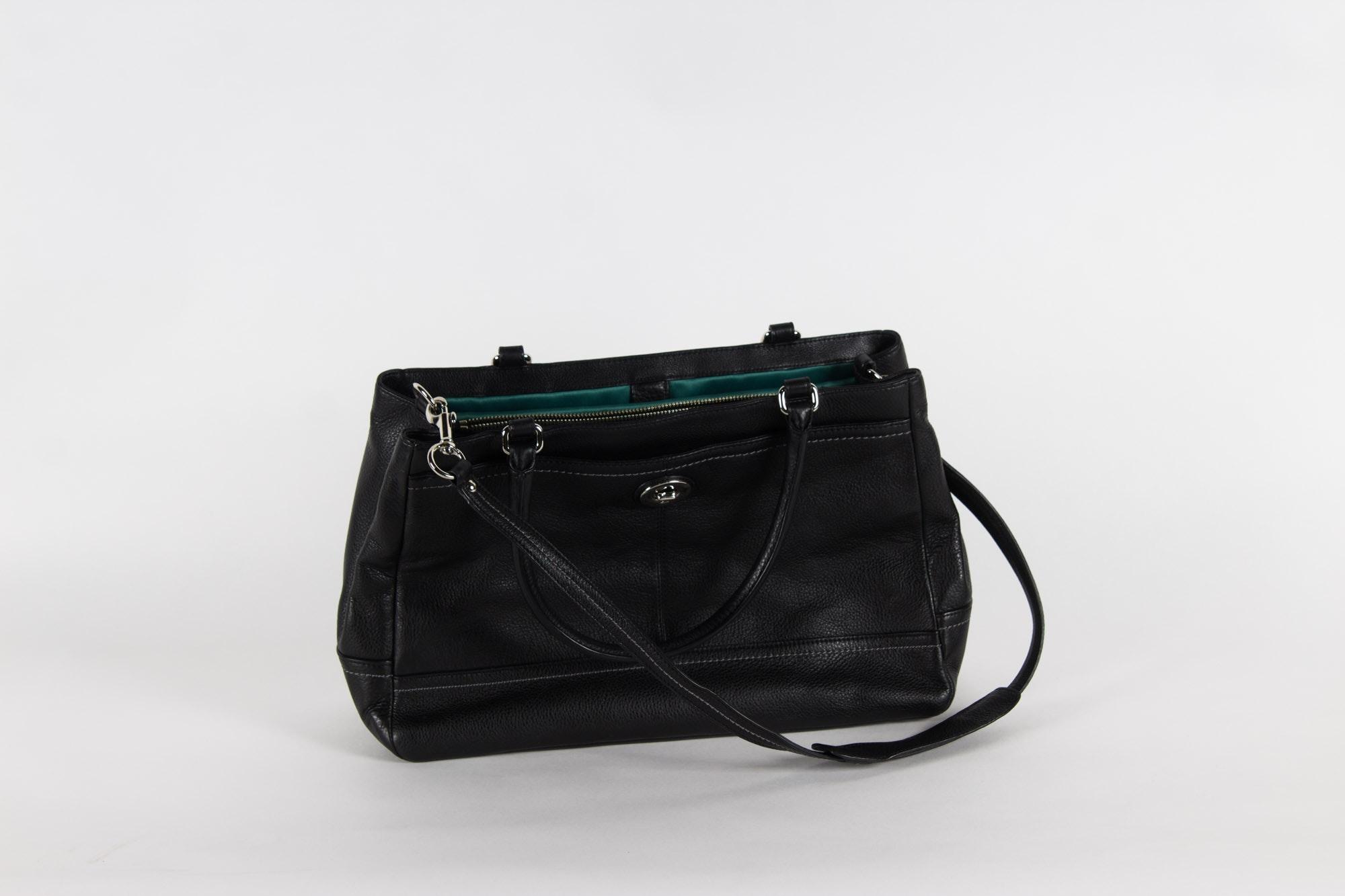 Coach Park Leather Large Carryall Handbag