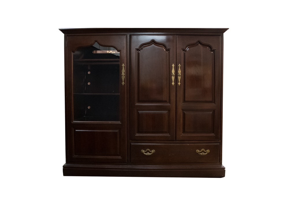 Entertainment Cabinet by Thomasville