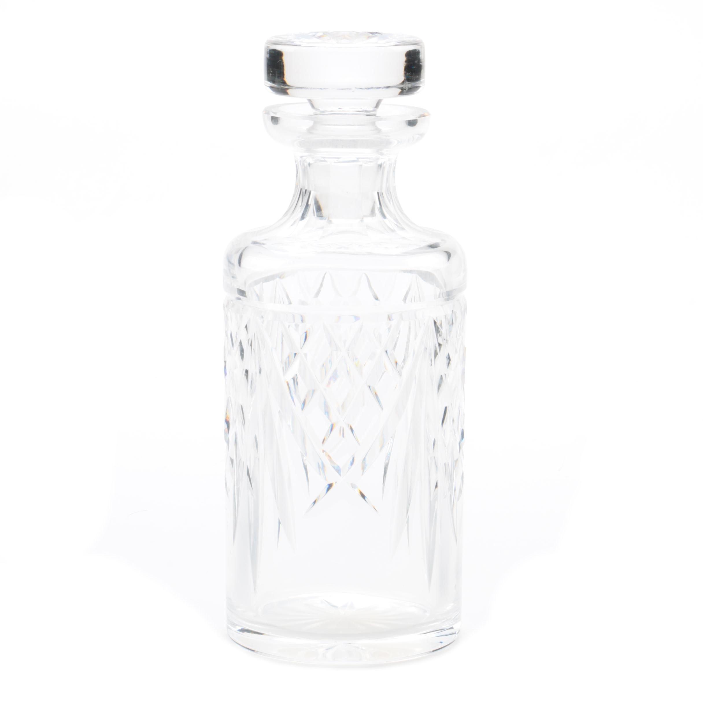 Waterford Crystal Spirit Decanter