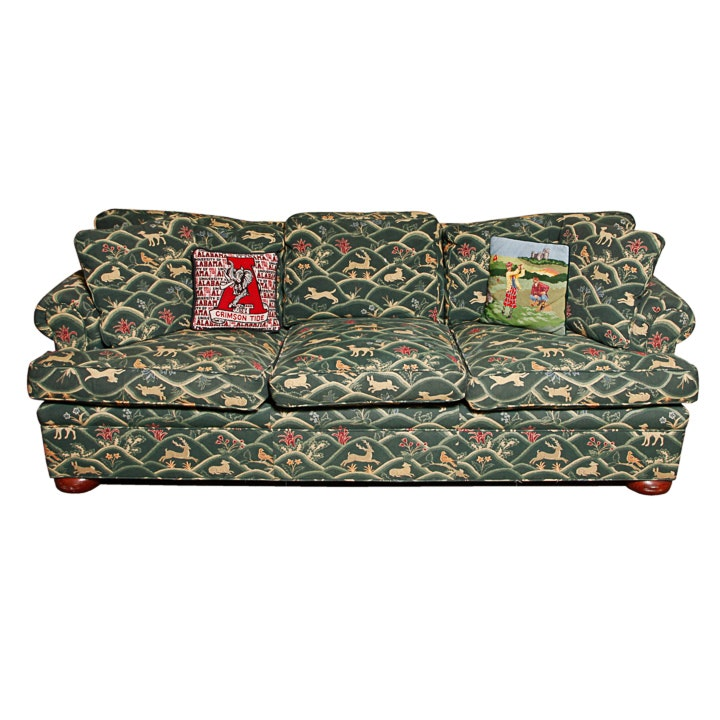 Upholstered Sofa by Pennsylvania House