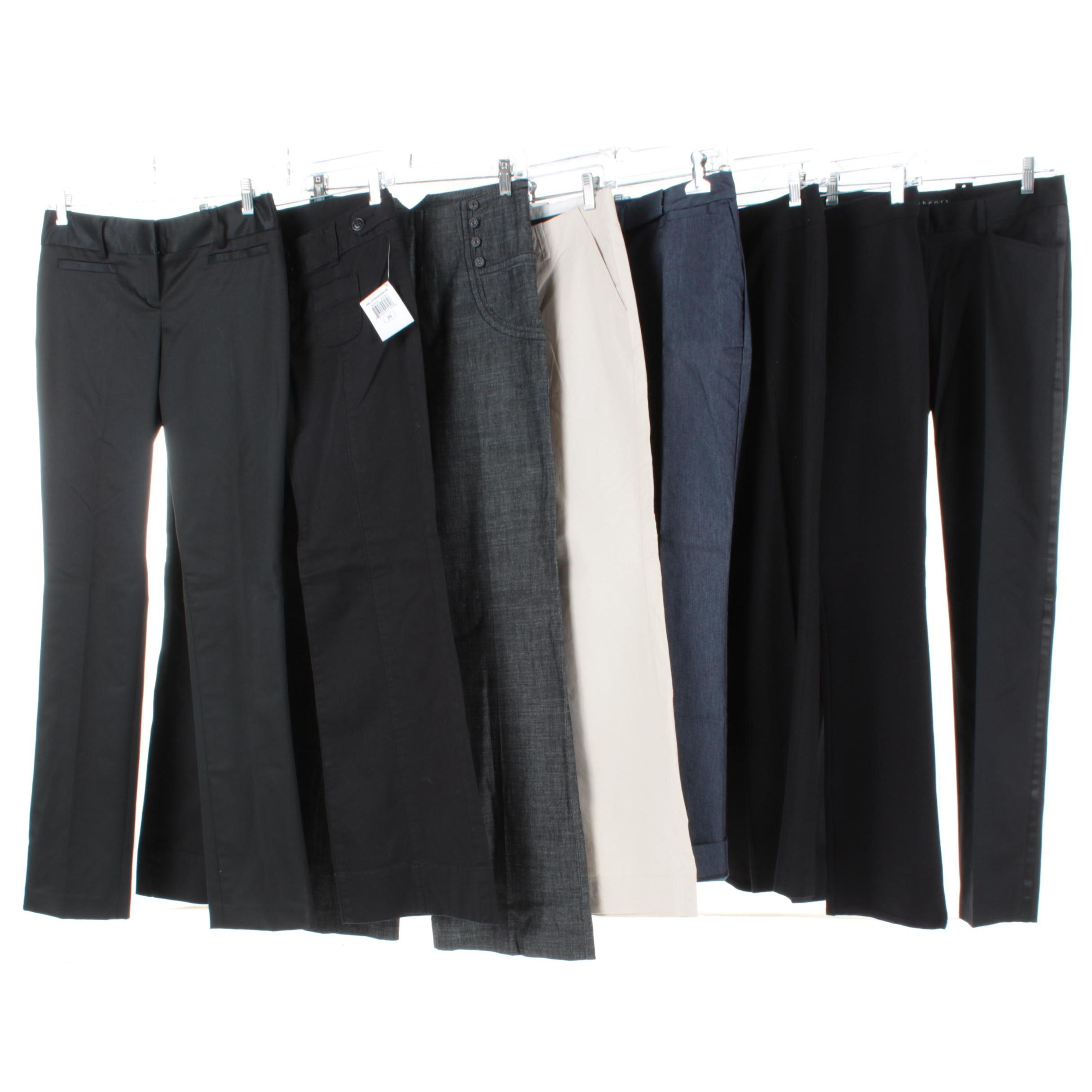 Women's Pants Including Theory, Lucky Brand and Isaac Mizrahi for Target