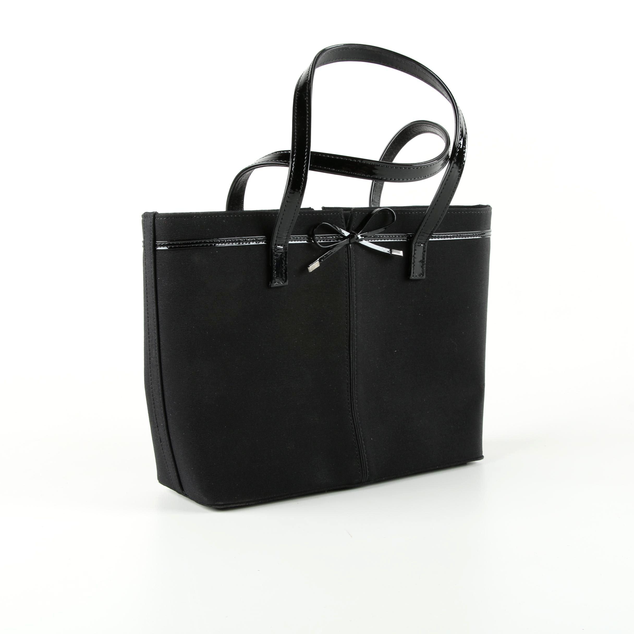 Stuart Weitzman Black Handbag