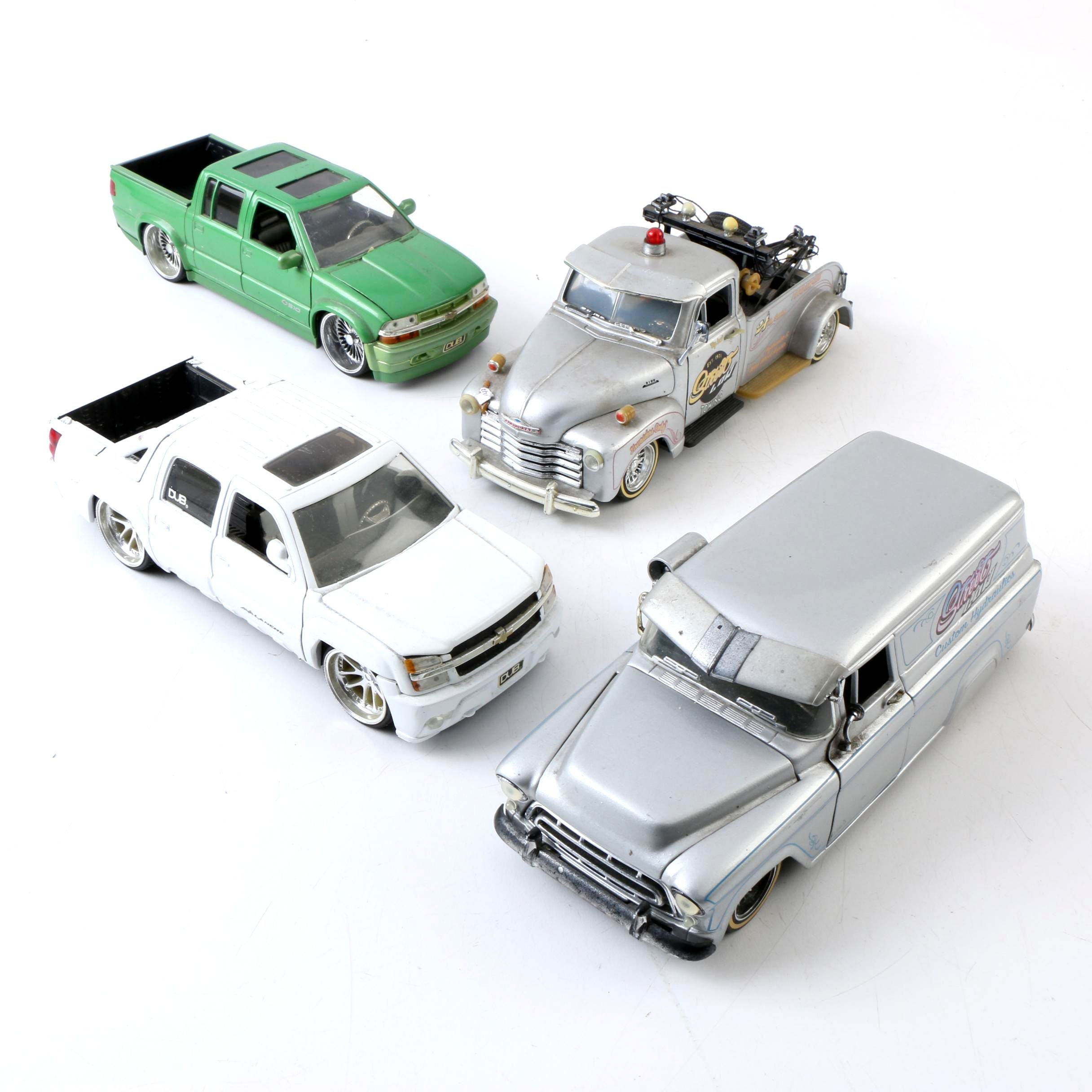 Die-Cast Cars Including Dub City