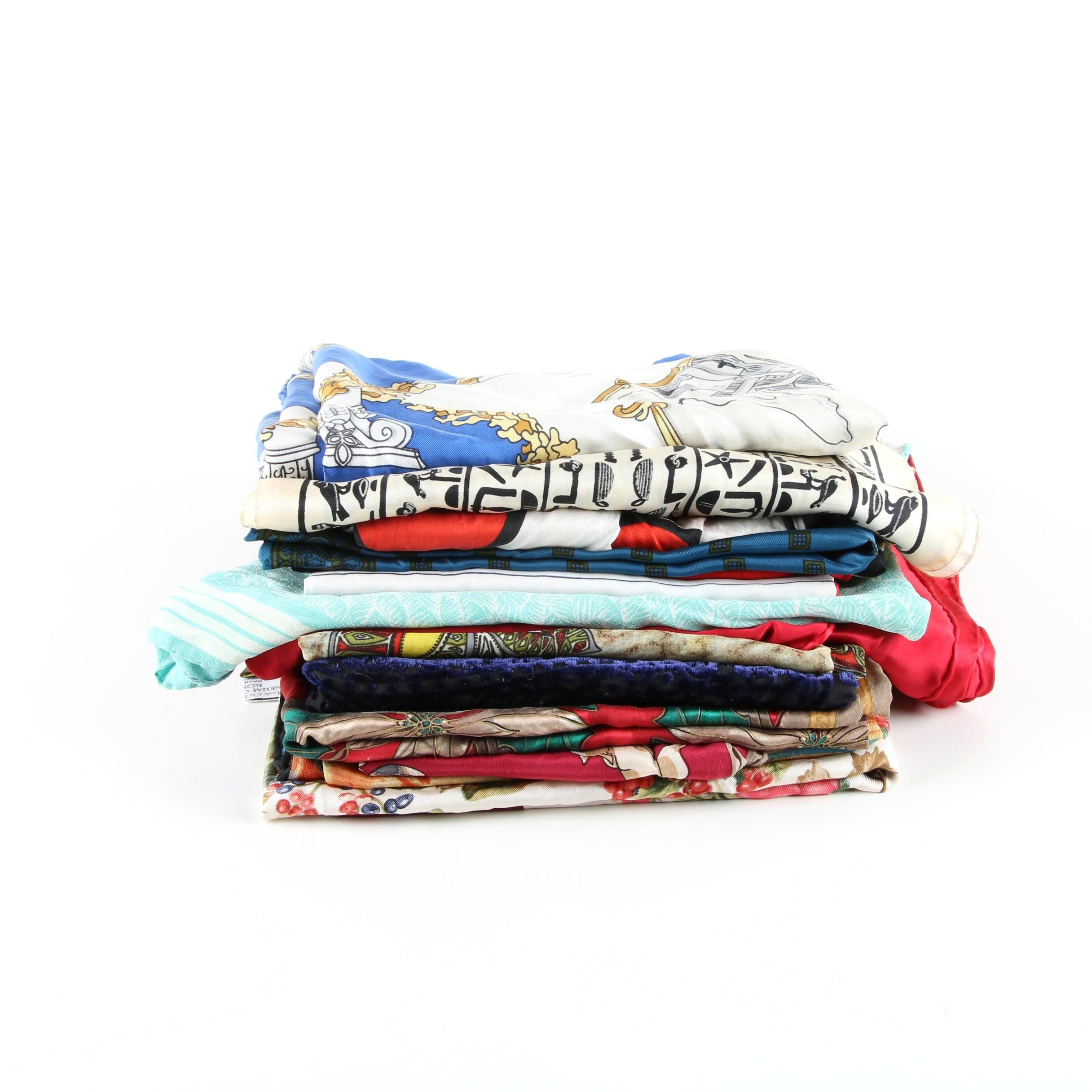 Women's Scarves including Museum Scarves
