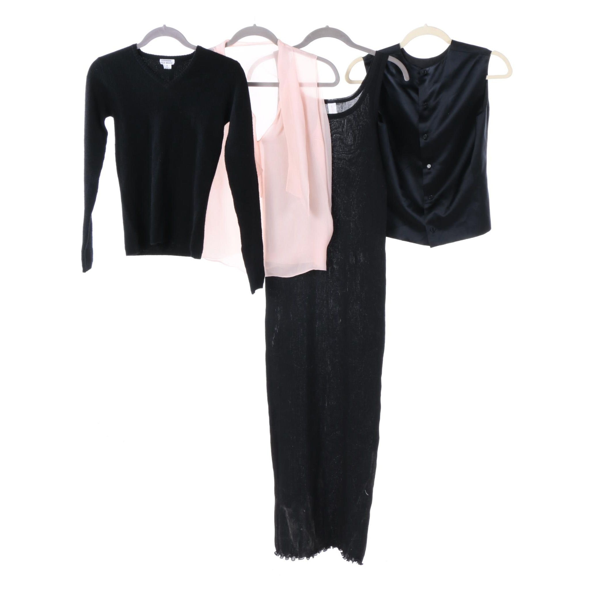 Women's Tops and Nightgown Including Ripcosa