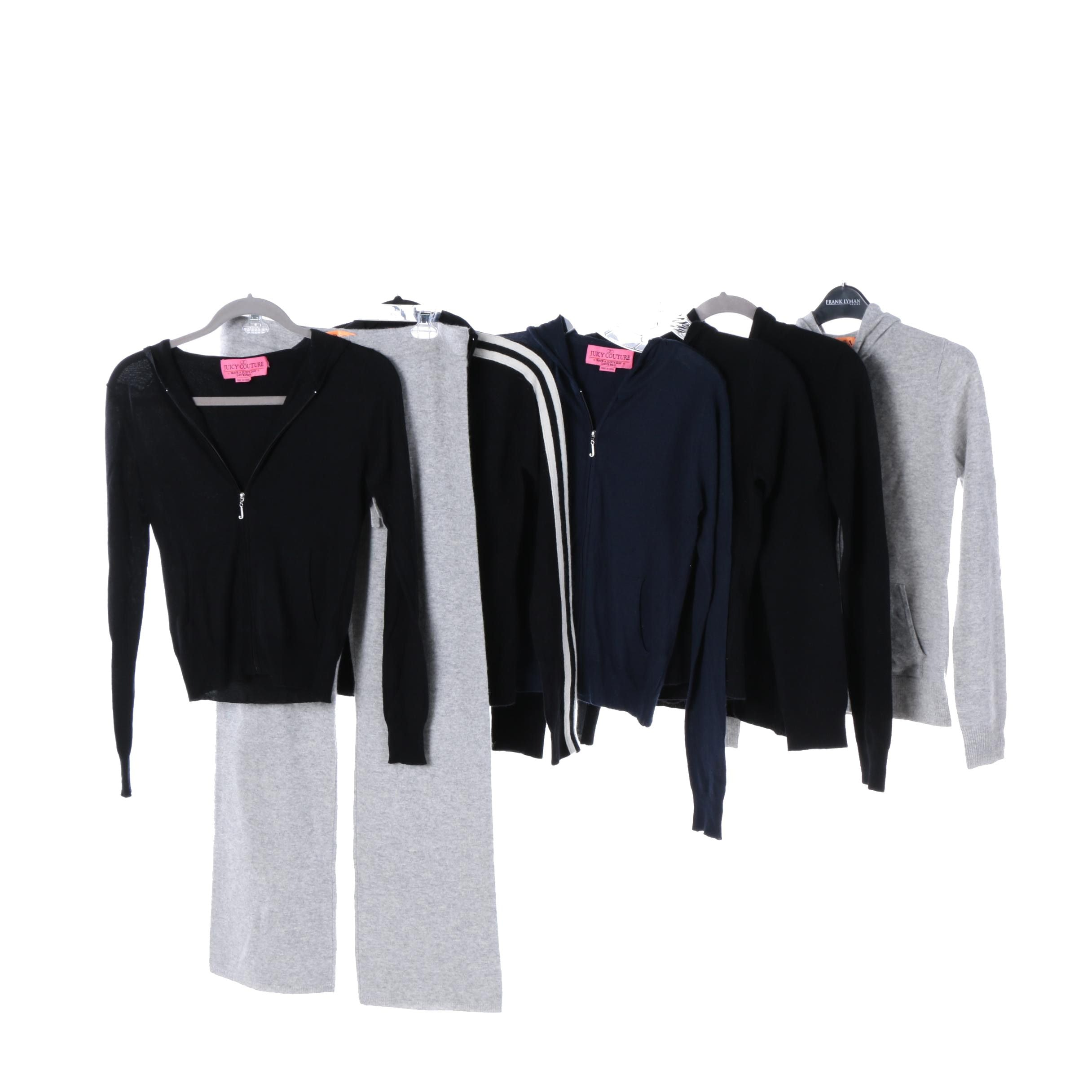 Women's Juicy Couture Hoodies and Sweatpants