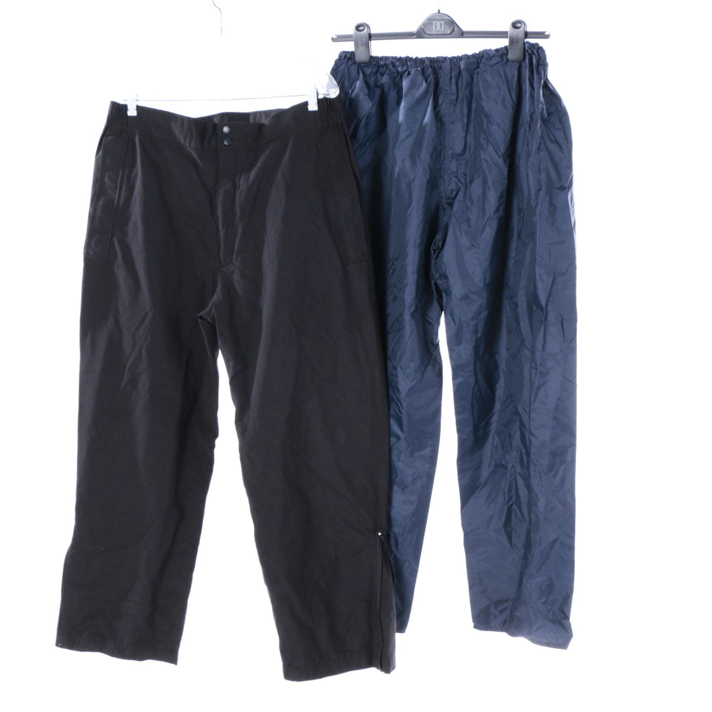 Men's Outdoors Pants Including Waterproof
