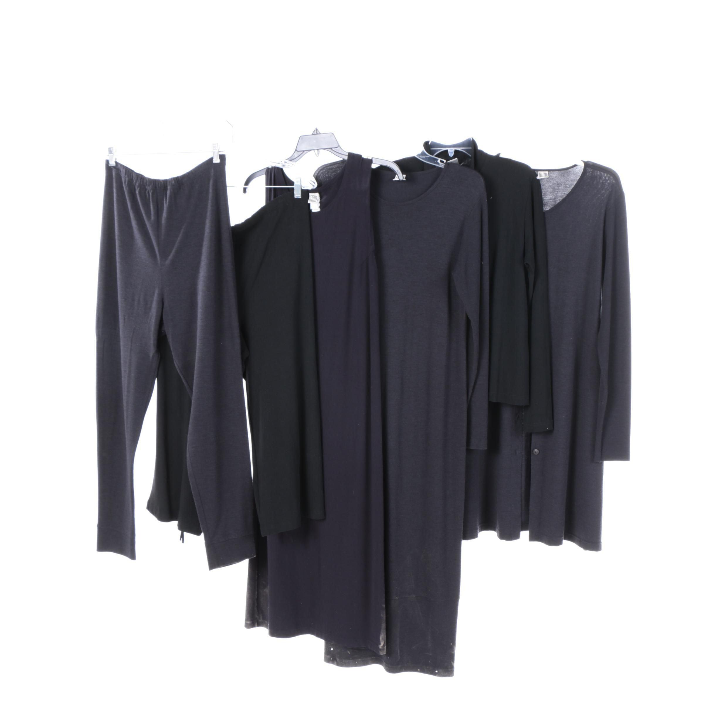 Women's Lilith Paris Black Clothing Separates