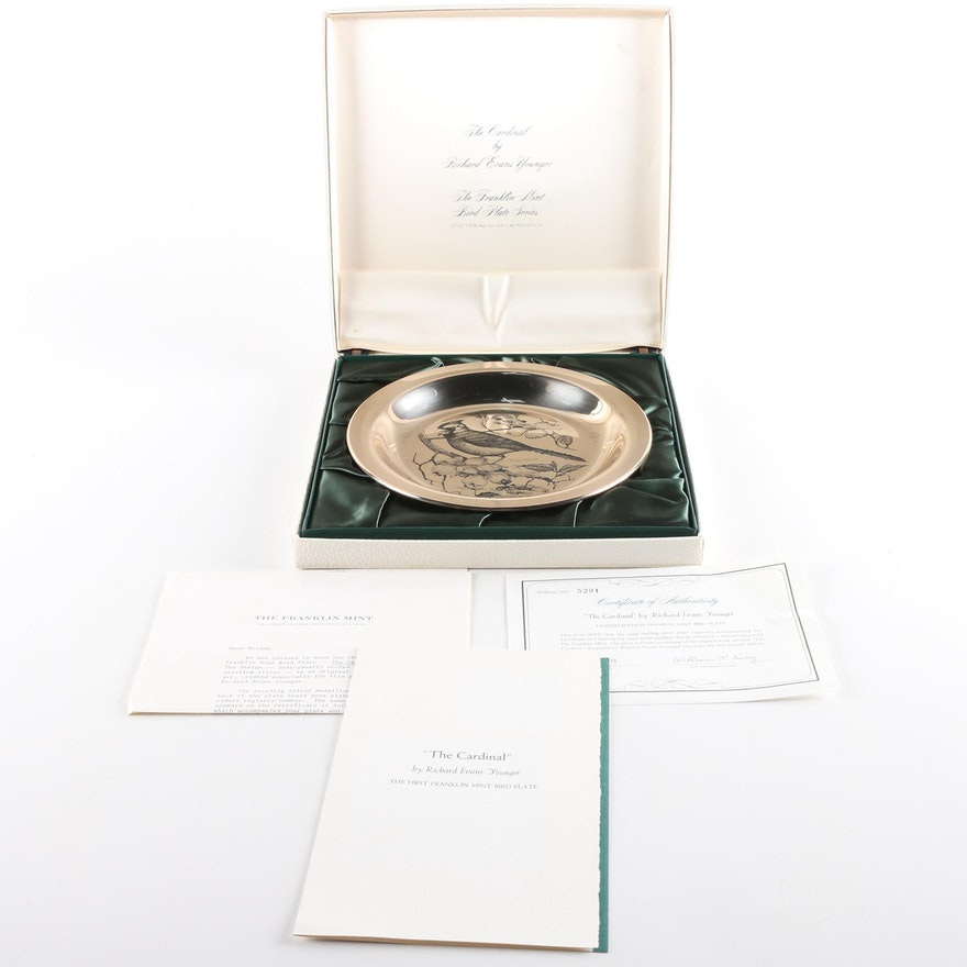 04f7a0fc 1972 Franklin Mint