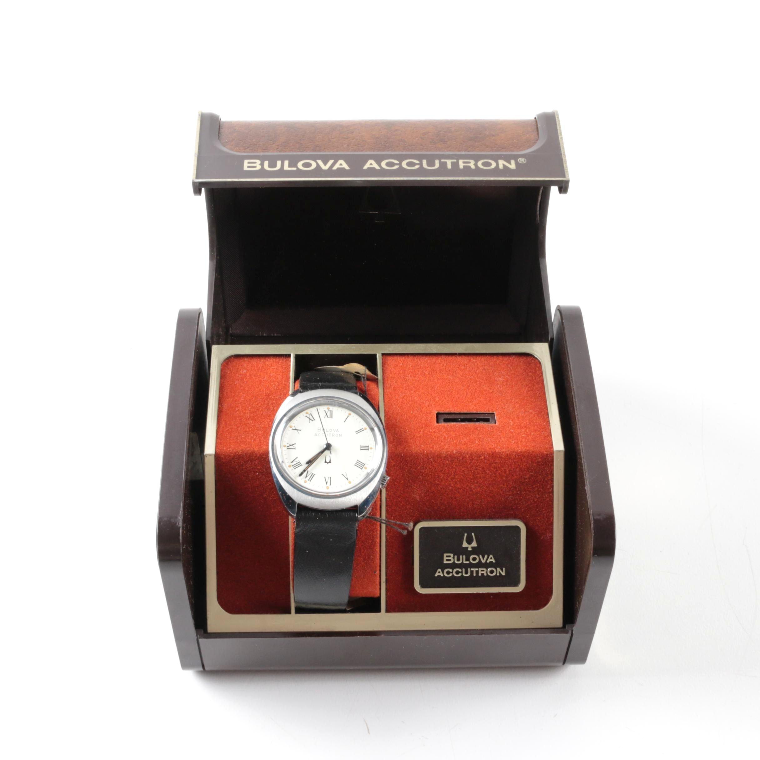 Vintage Bulova Accutron Watch for Men