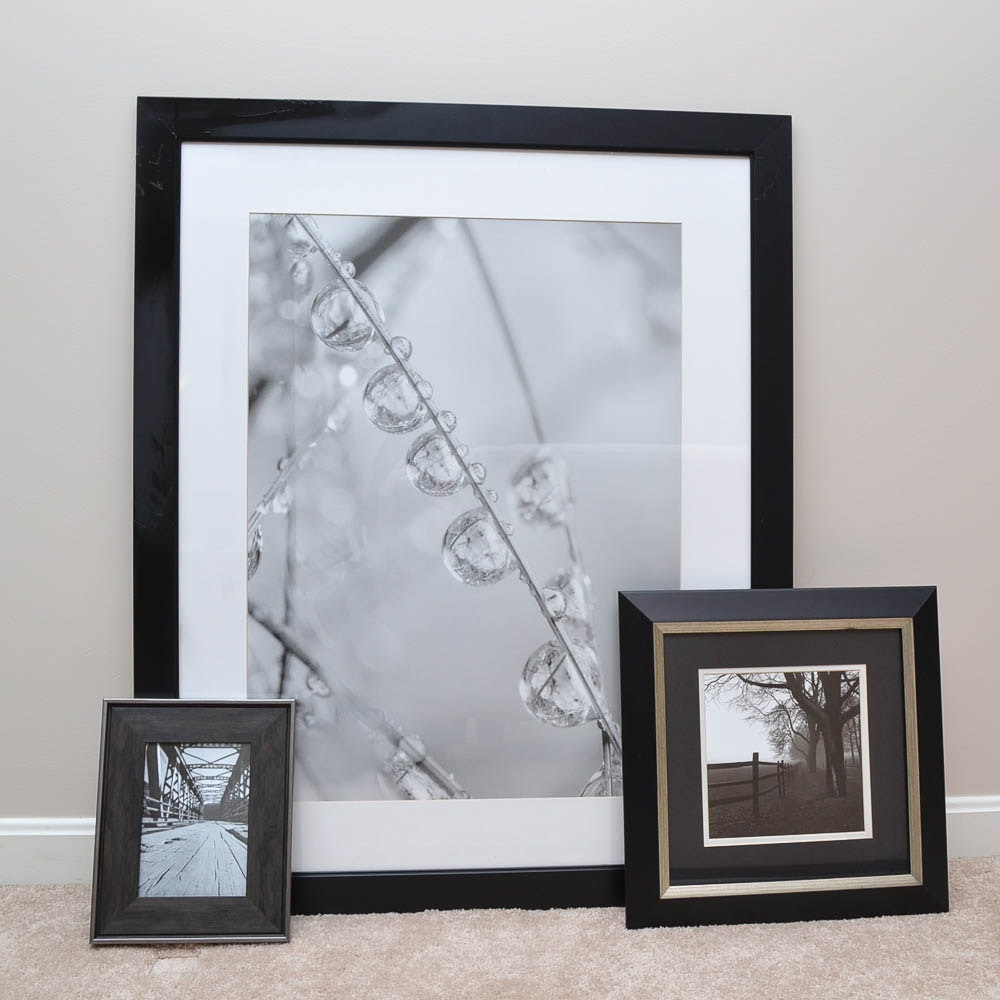 Black and White Photograph Digital Prints