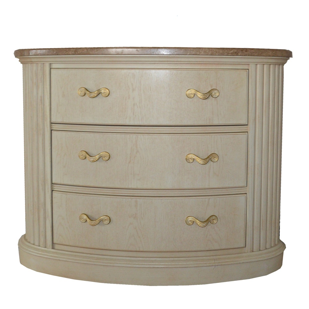 Art Deco Style Nightstand by Thomasville