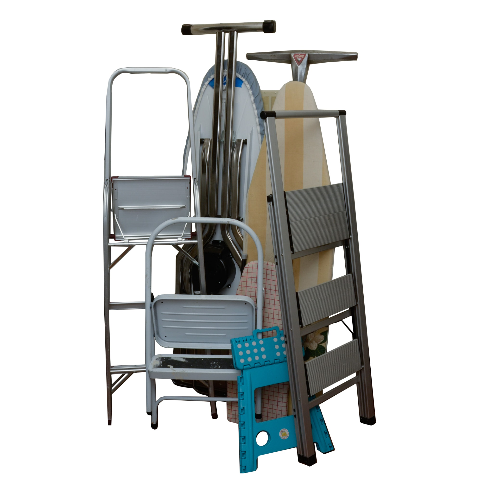 Stepstools and Ironing Boards
