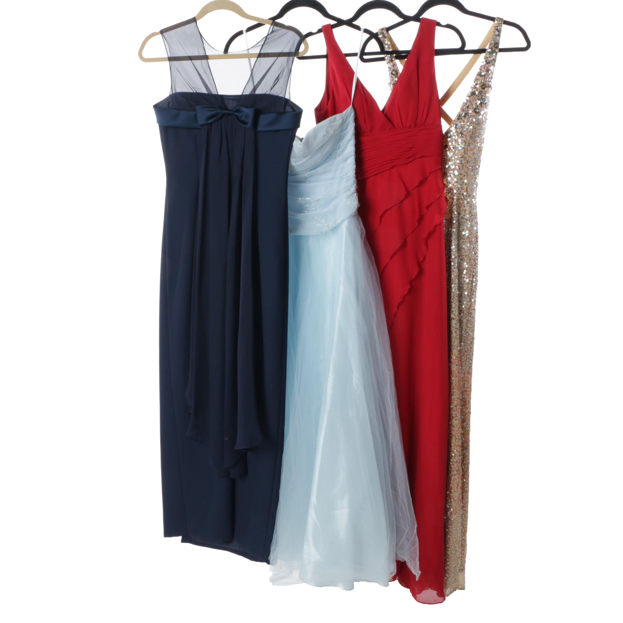 Women's Formal Gowns Including Ever Beauty and Blondie Nites