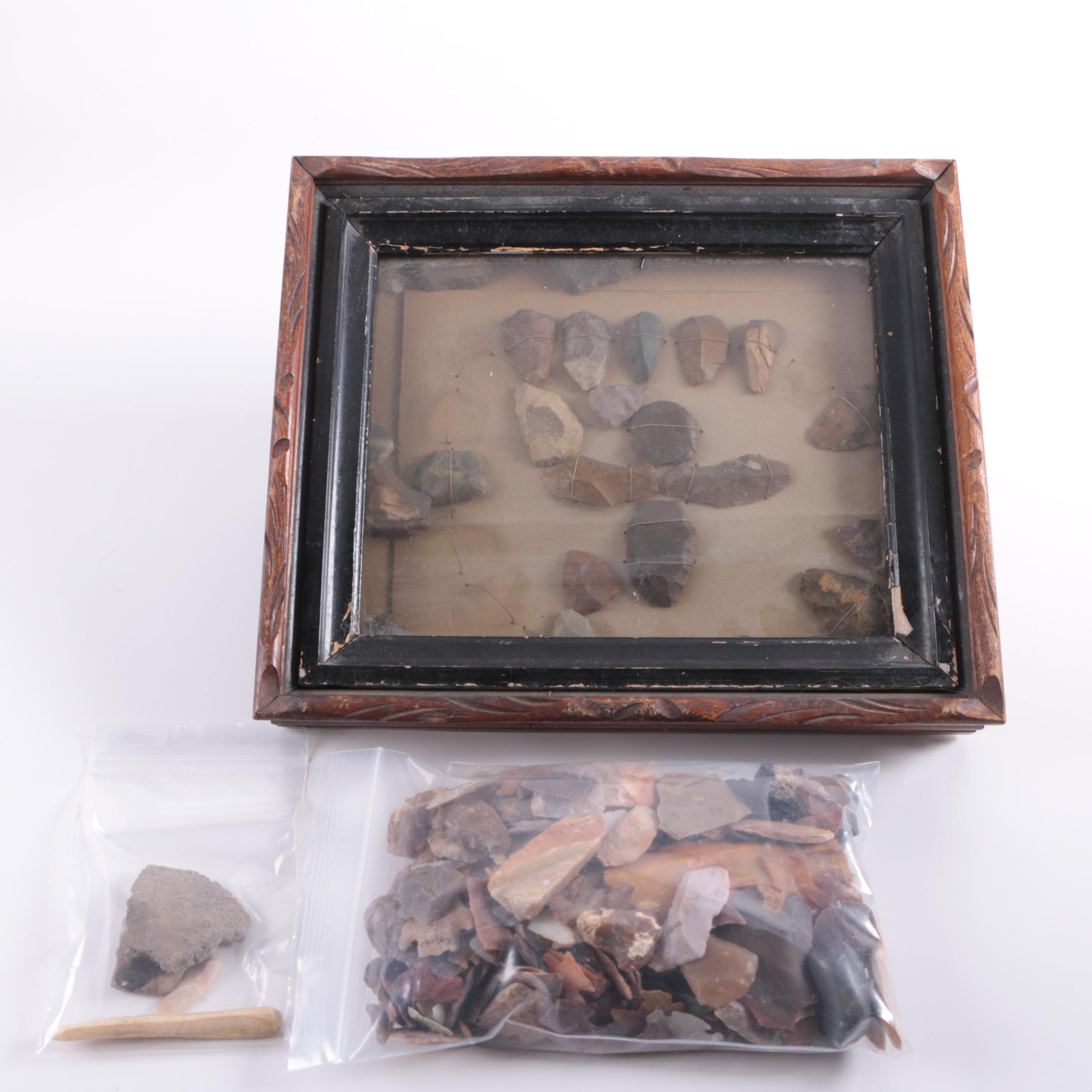 Geologic and Archaeological Specimens