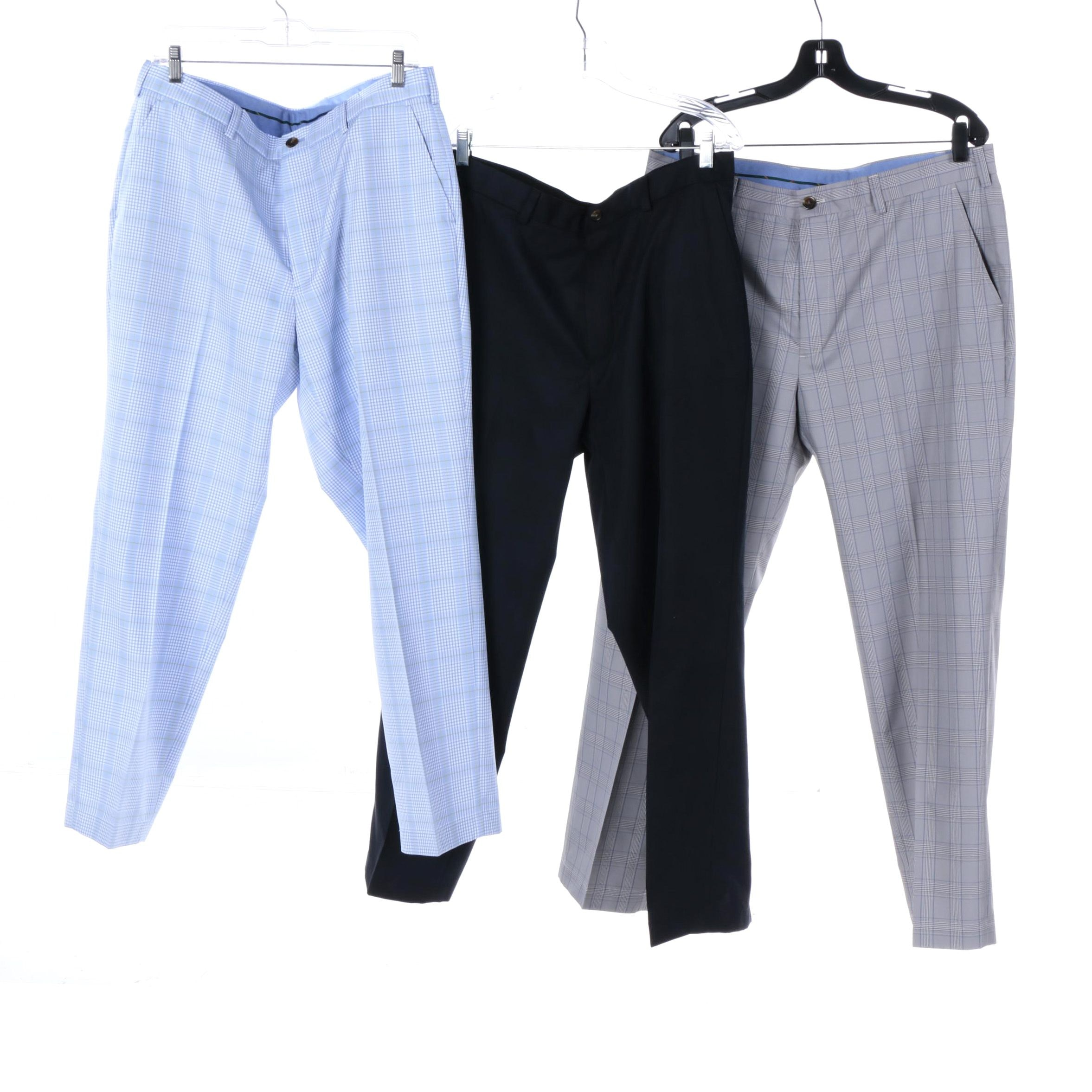 Men's Brooks Brothers Polyester Golf Pants